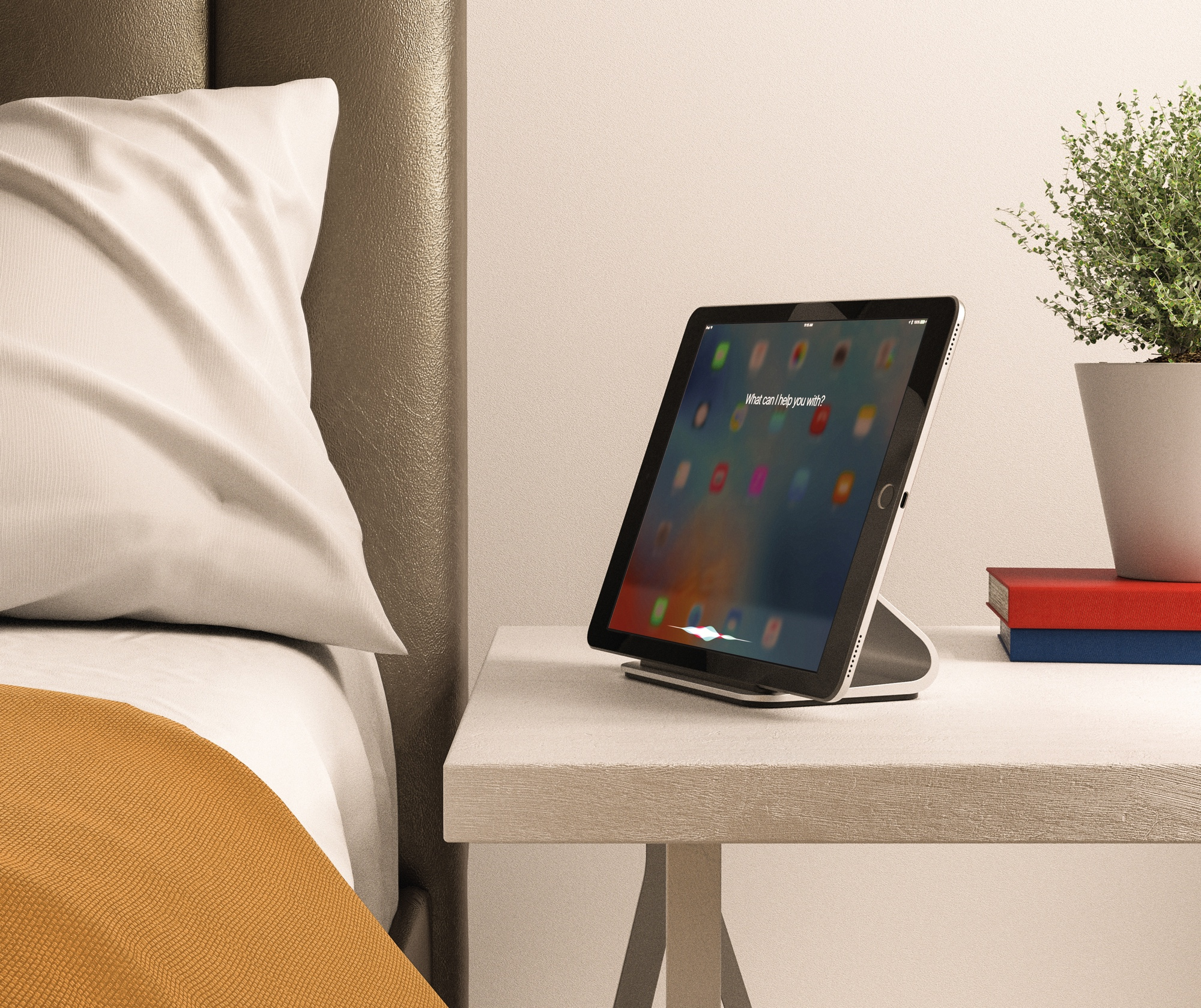 Logi Base Charging Stand for iPad Pro