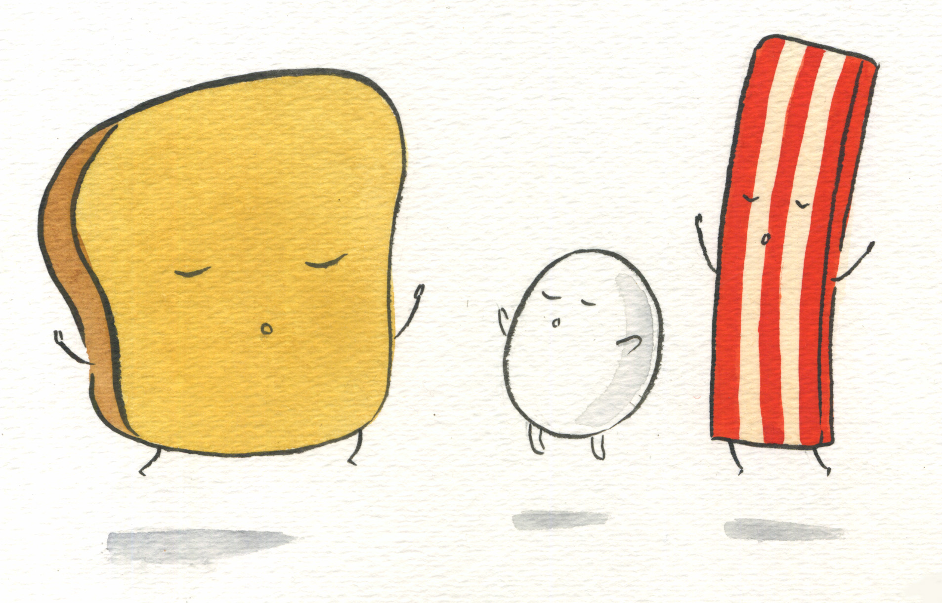 Indiegogo-funded Irresponsibility: The Mr Toast card game was a $10,000 prize from Hasbro late last year.