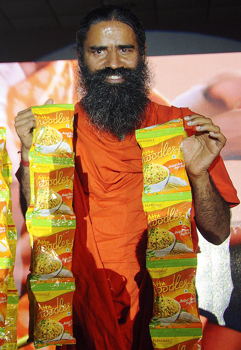 Baba Ramdev, Maggi Noodles, Nestle