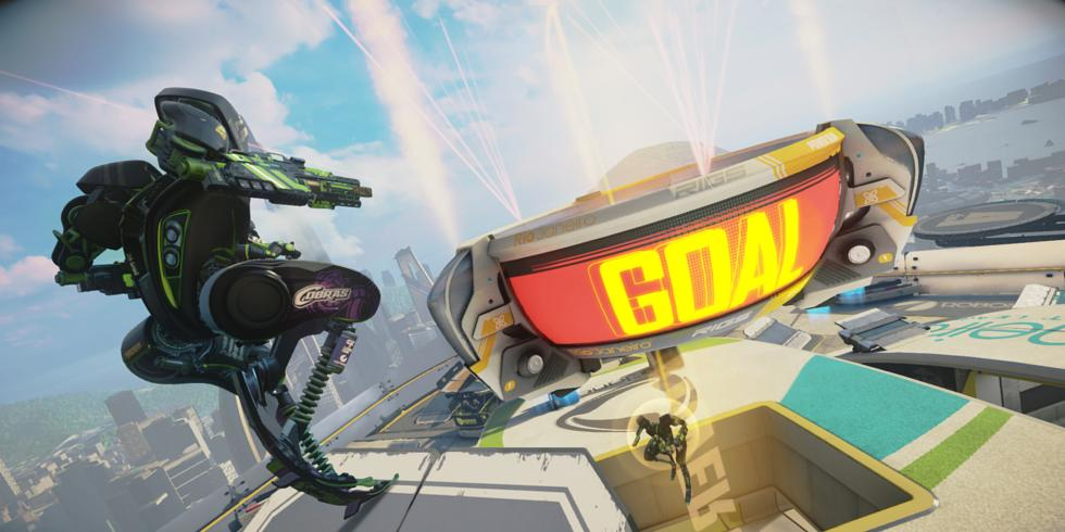 RIGS could usher in virtual reality eSports on Sony PlayStation VR.