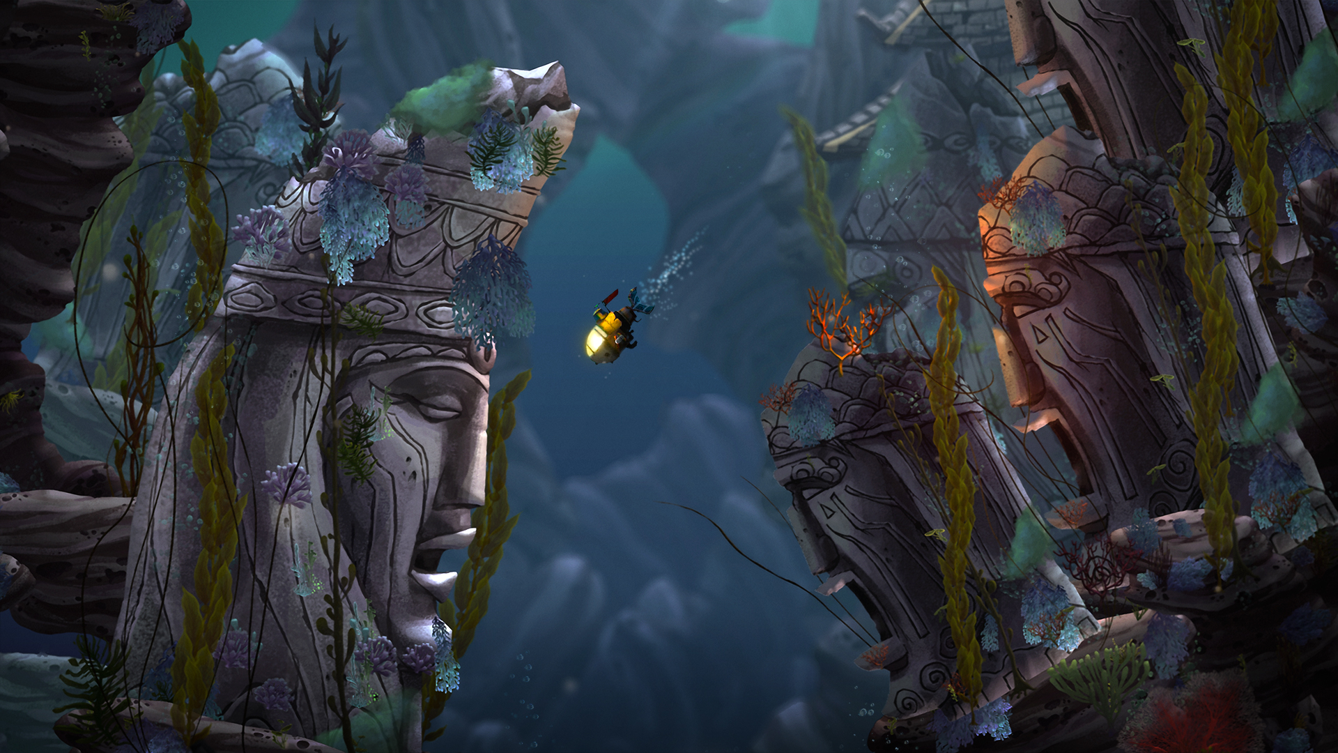 Song of the Deep will be published by GameStop's new GameTrust vertical.