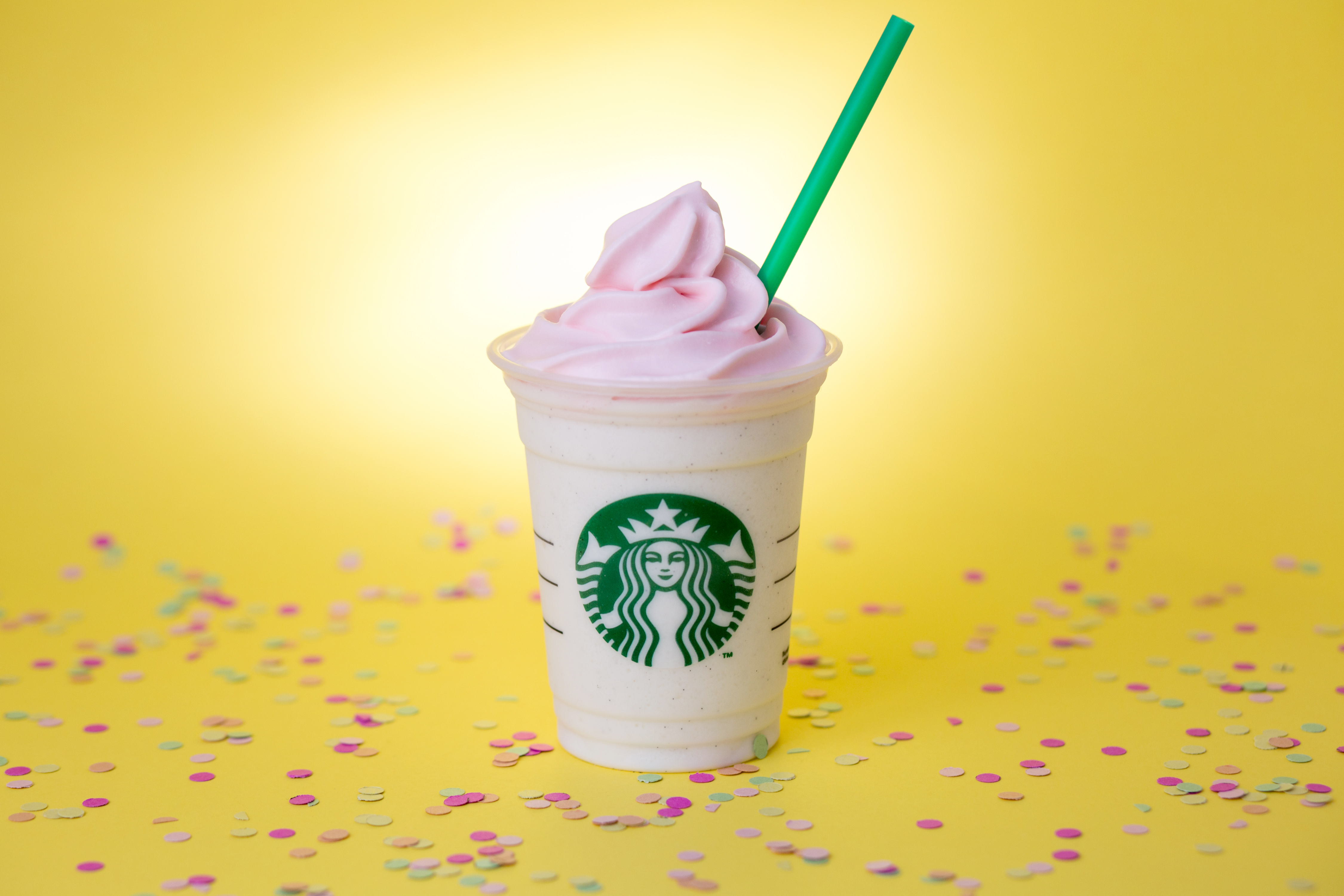 Phenomenal Starbucks Celebrates The Frappuccinos 21St With Birthday Cake Birthday Cards Printable Nowaargucafe Filternl