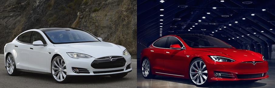 Tesla comparison