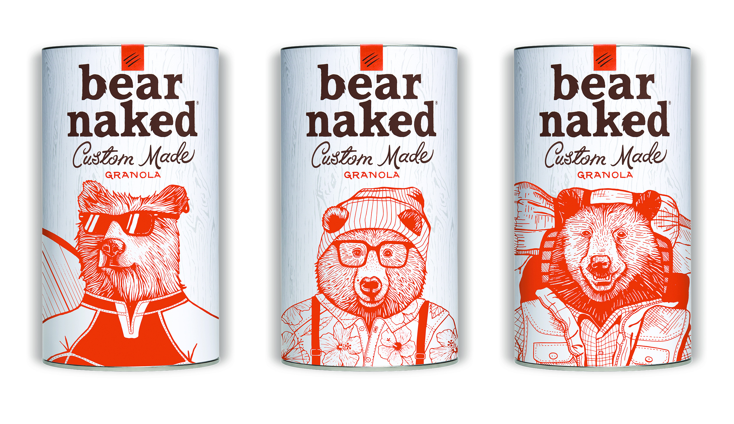 Bear Naked is debuting customized granola that IBM's Chef Watson helps select.