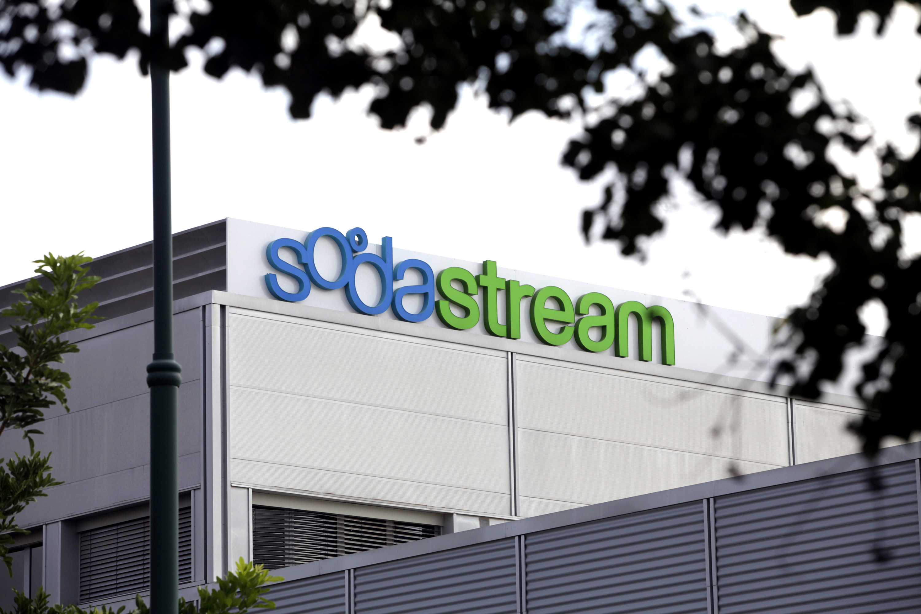 Inside A SodaStream International Ltd. Factory