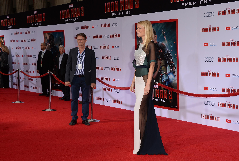 """Premiere Of Walt Disney Pictures' """"Iron Man 3"""" - Arrivals"""