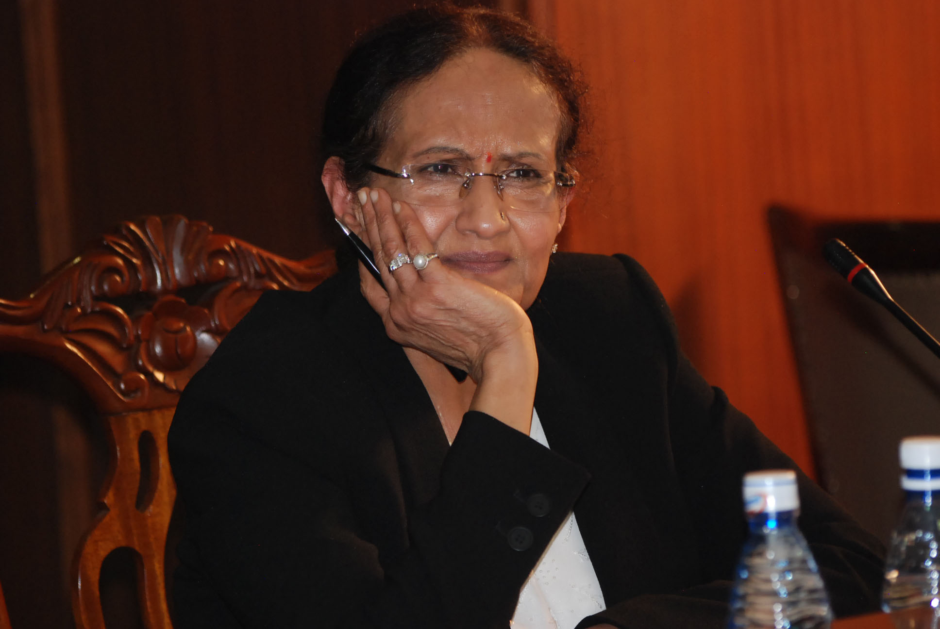 Justice Rawal Vetted for Deputy Chief Justice of Kenya