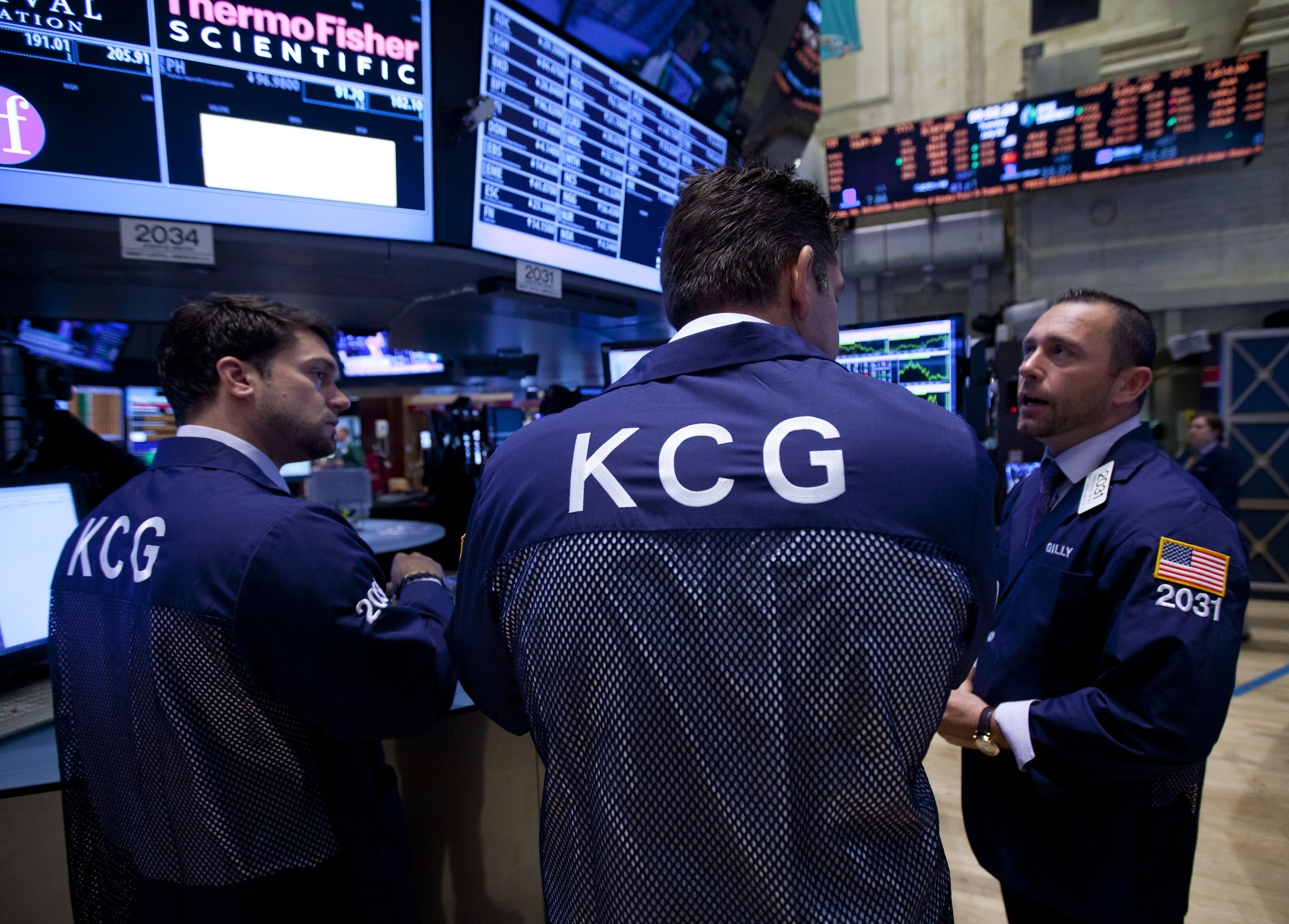 New GETCO-Knight Co. Market Makers Start First Day At NYSE
