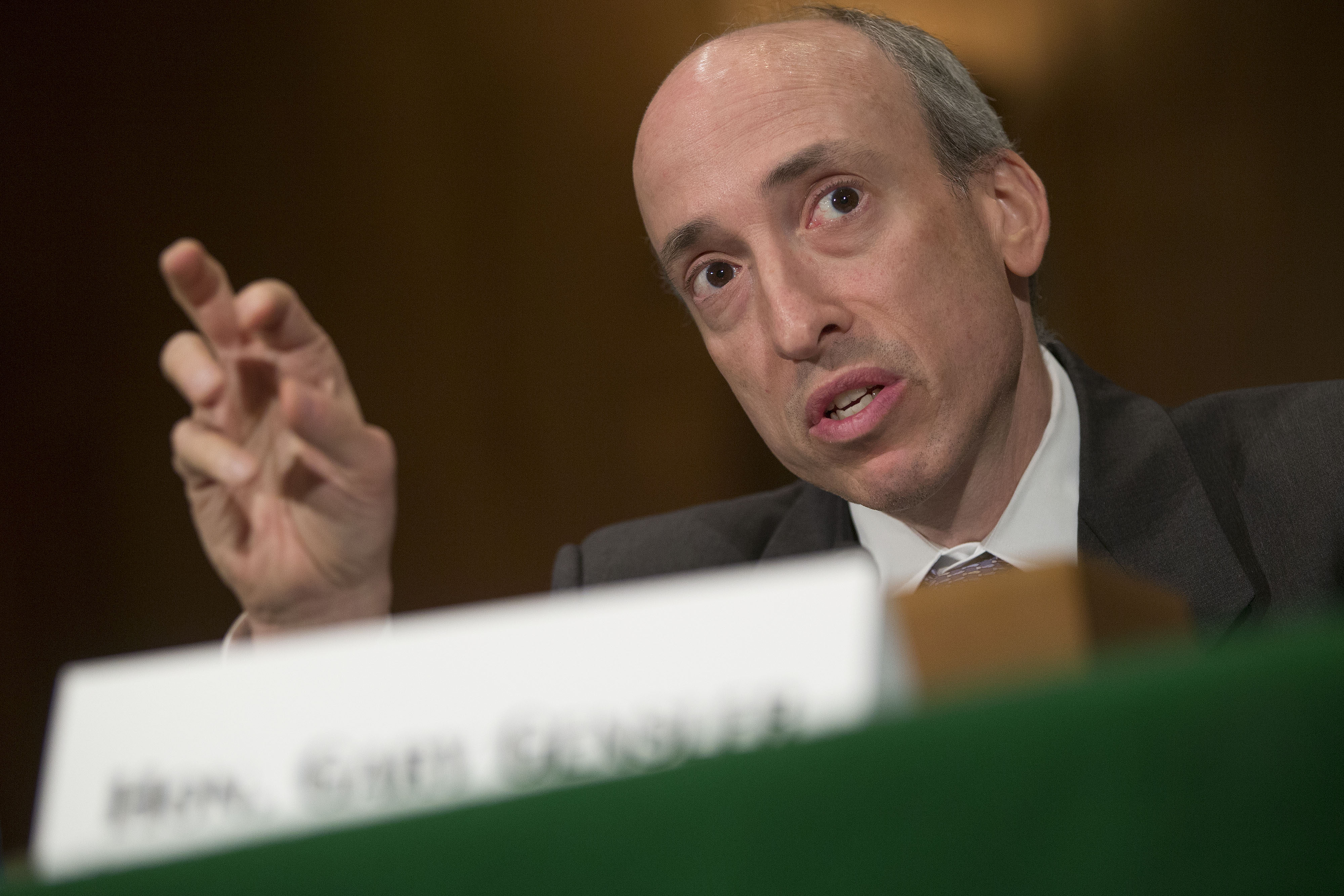 Wall Street Reforms Senate Hearing With SEC And CFTC Chairs
