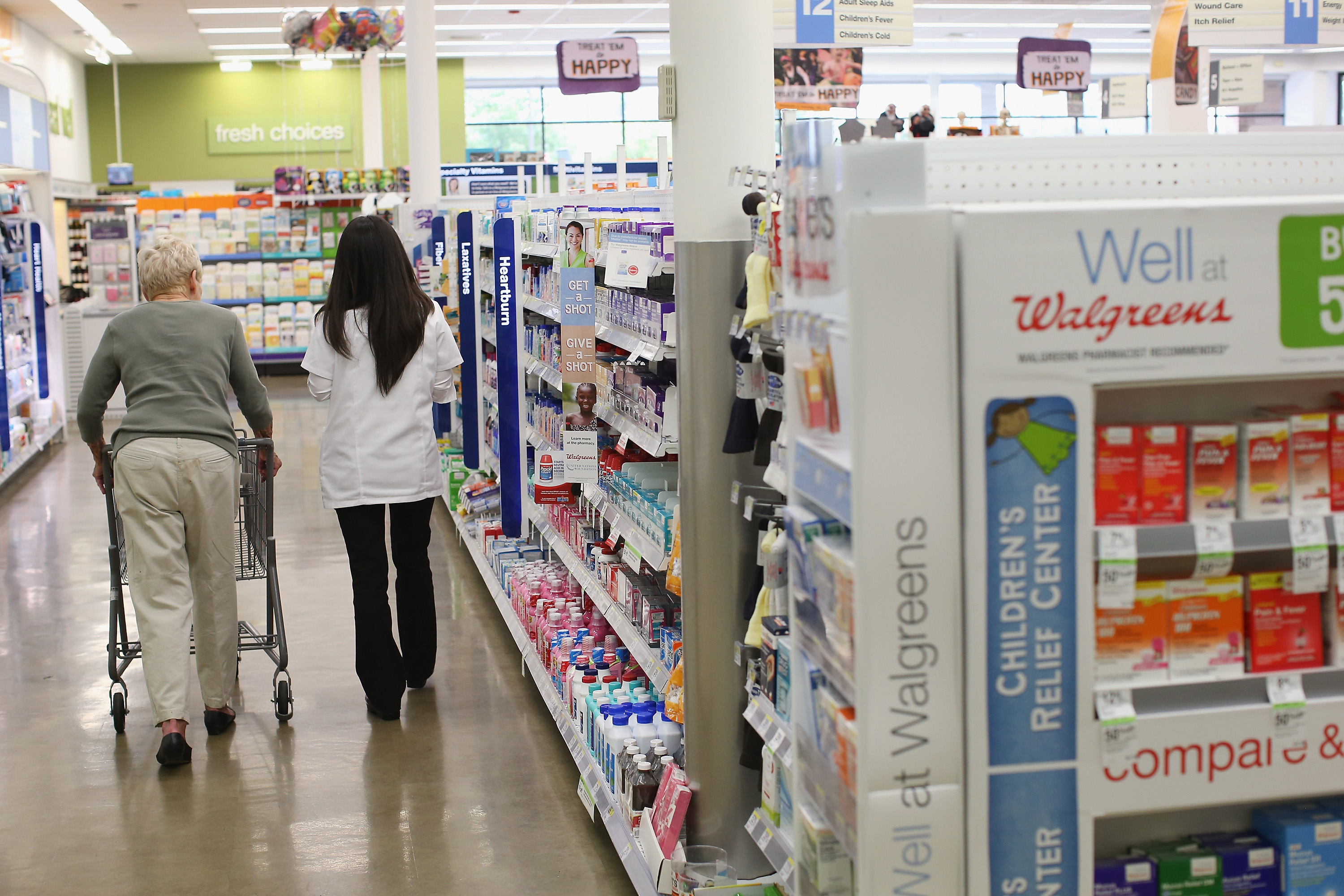 Walgreens Announces Plans To Shift Employee's Healthcare To Private Insurance Marketplaces