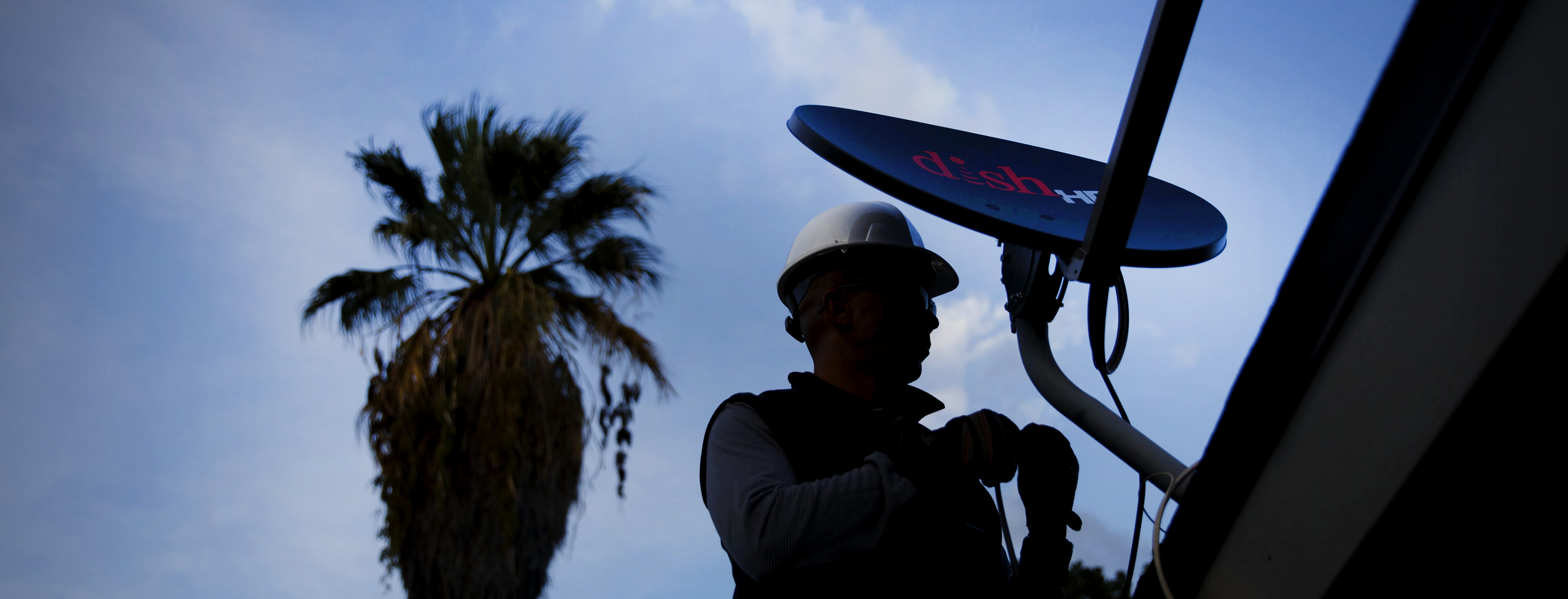 A Dish Network Corp. Ride-Along Ahead Of Earnings Figures