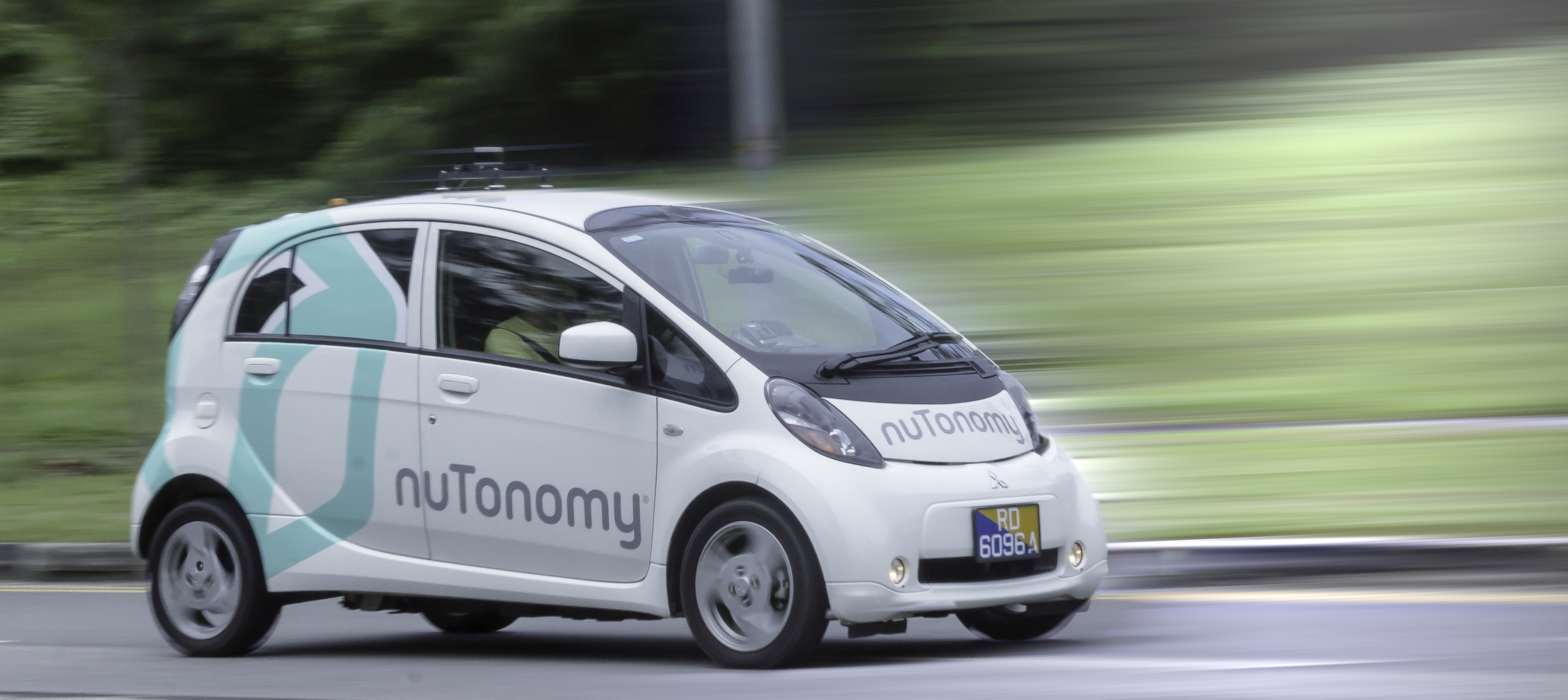 NuTonomy, a self-driving car startup, has raised $16 million in a Series A funding round.