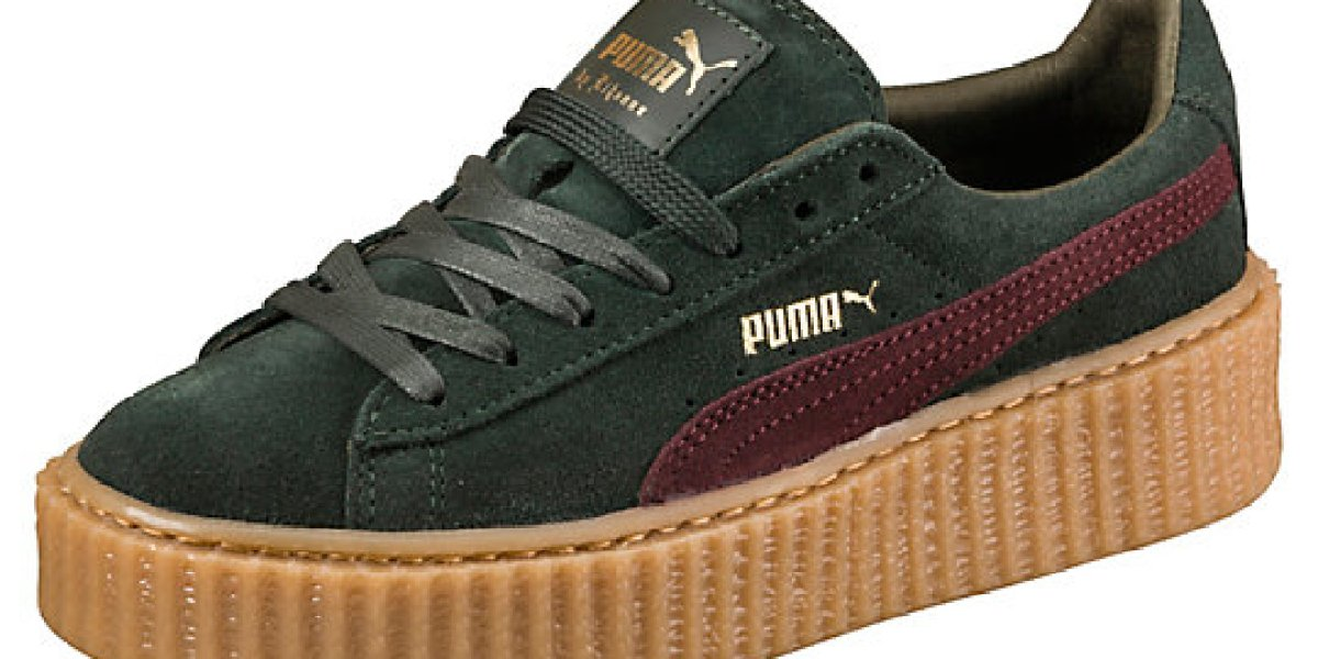 Just Guess How Quickly Rihanna's Latest Puma Sneakers Sold Out ...