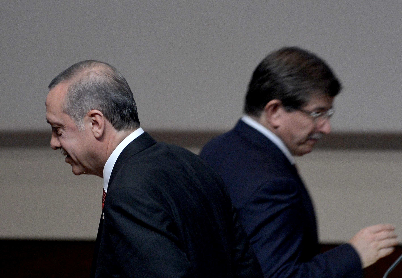 Turkish FM Davutoglu nominated as new chairman of AK Party