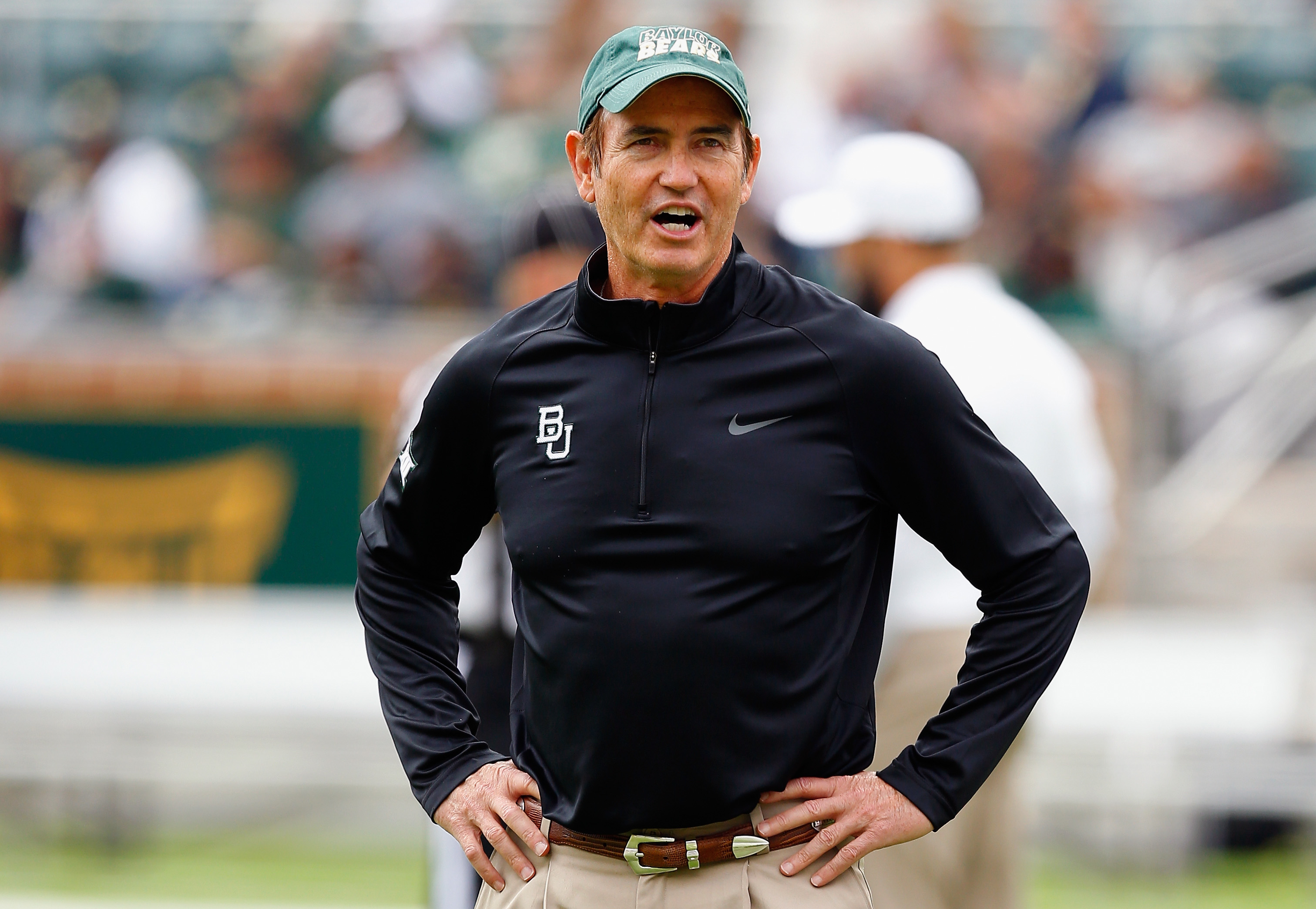 Baylor Fires Head Coach Art Briles Amid Rape Scandal Fortune