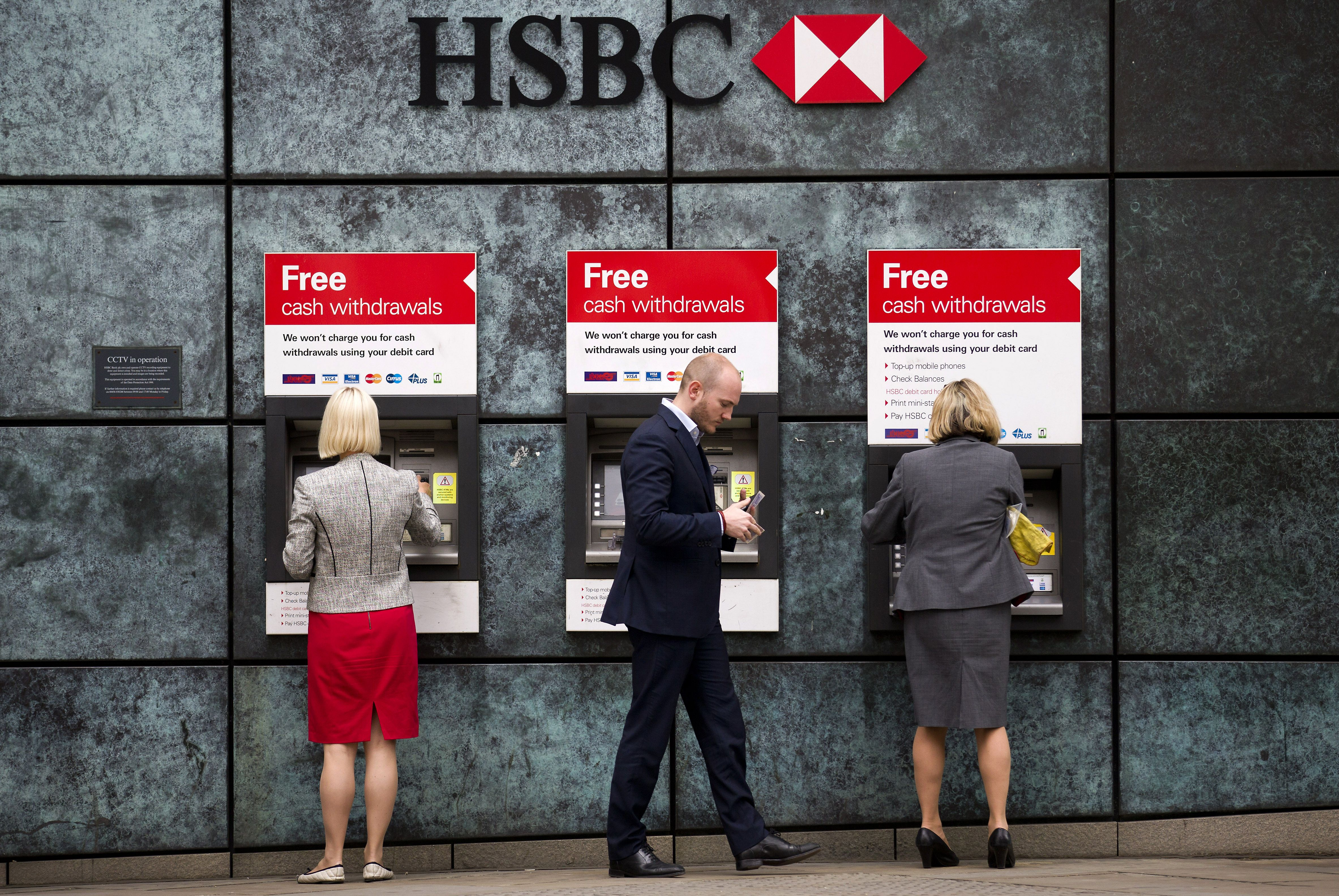 BRITAIN-HONGKONG-BANKING-STRUCTURE-BUSINESS-HSBC