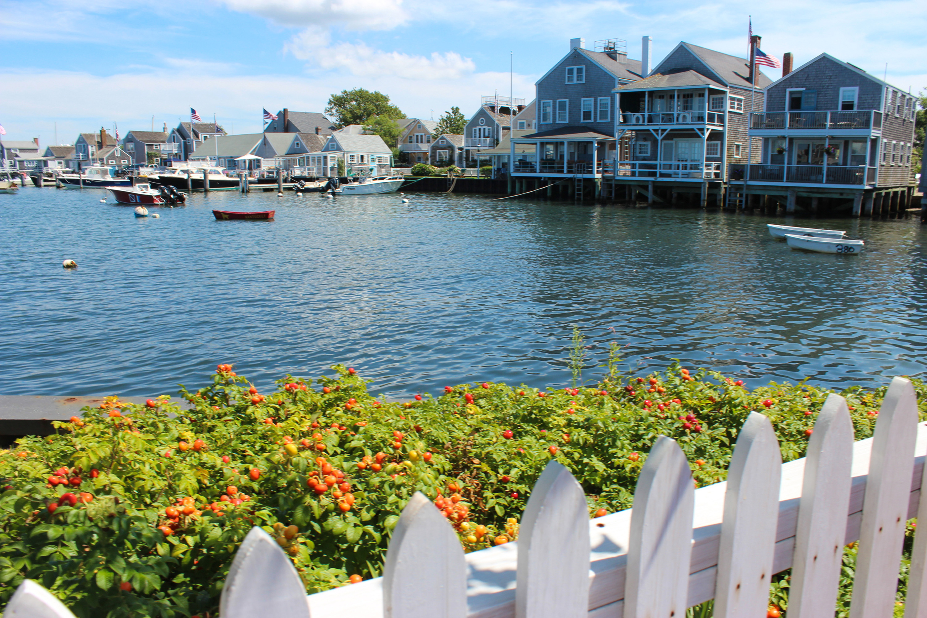Down the Cape and to the islands