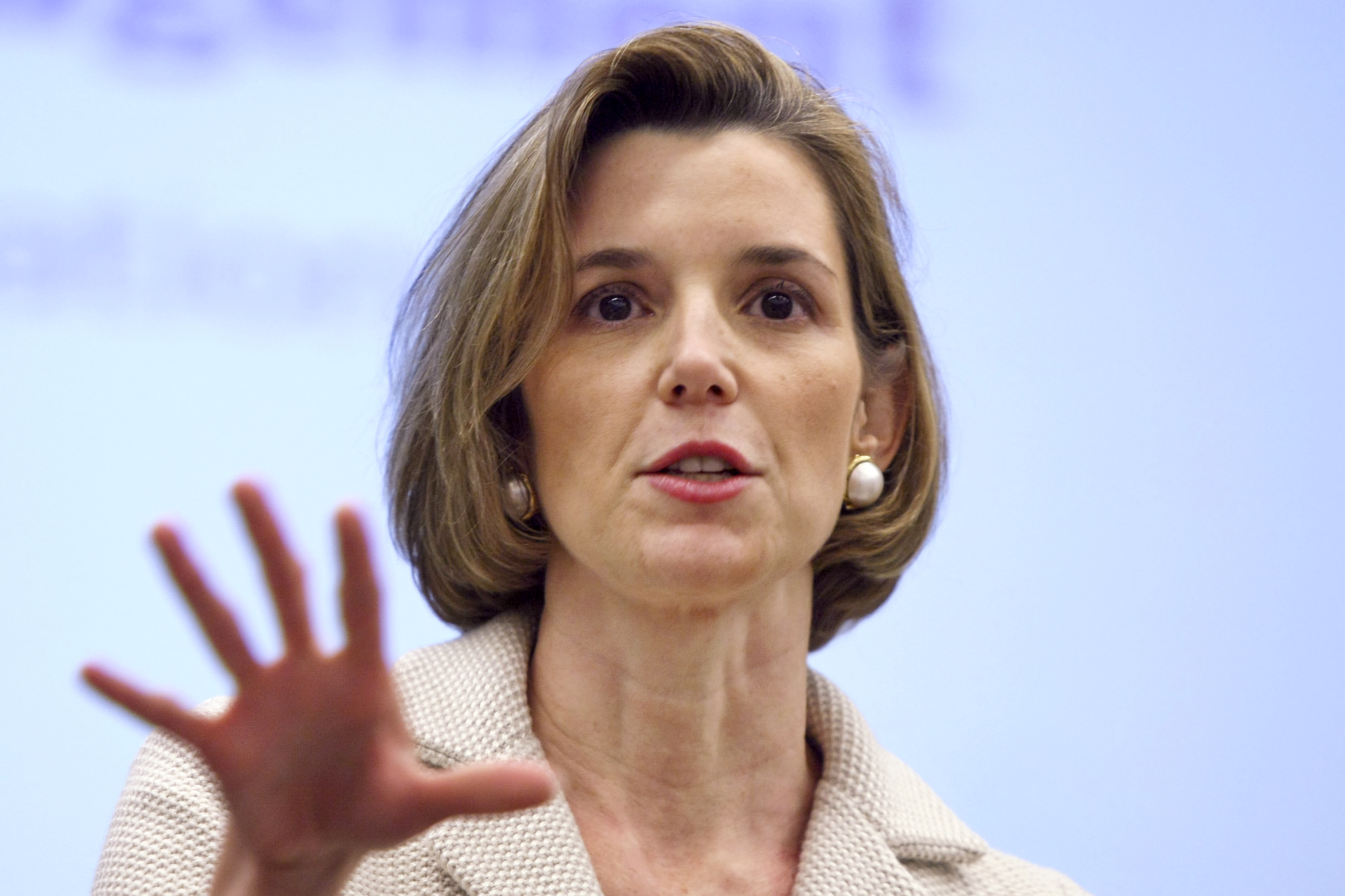 Sallie Krawcheck Of BOA Merrill Lynch