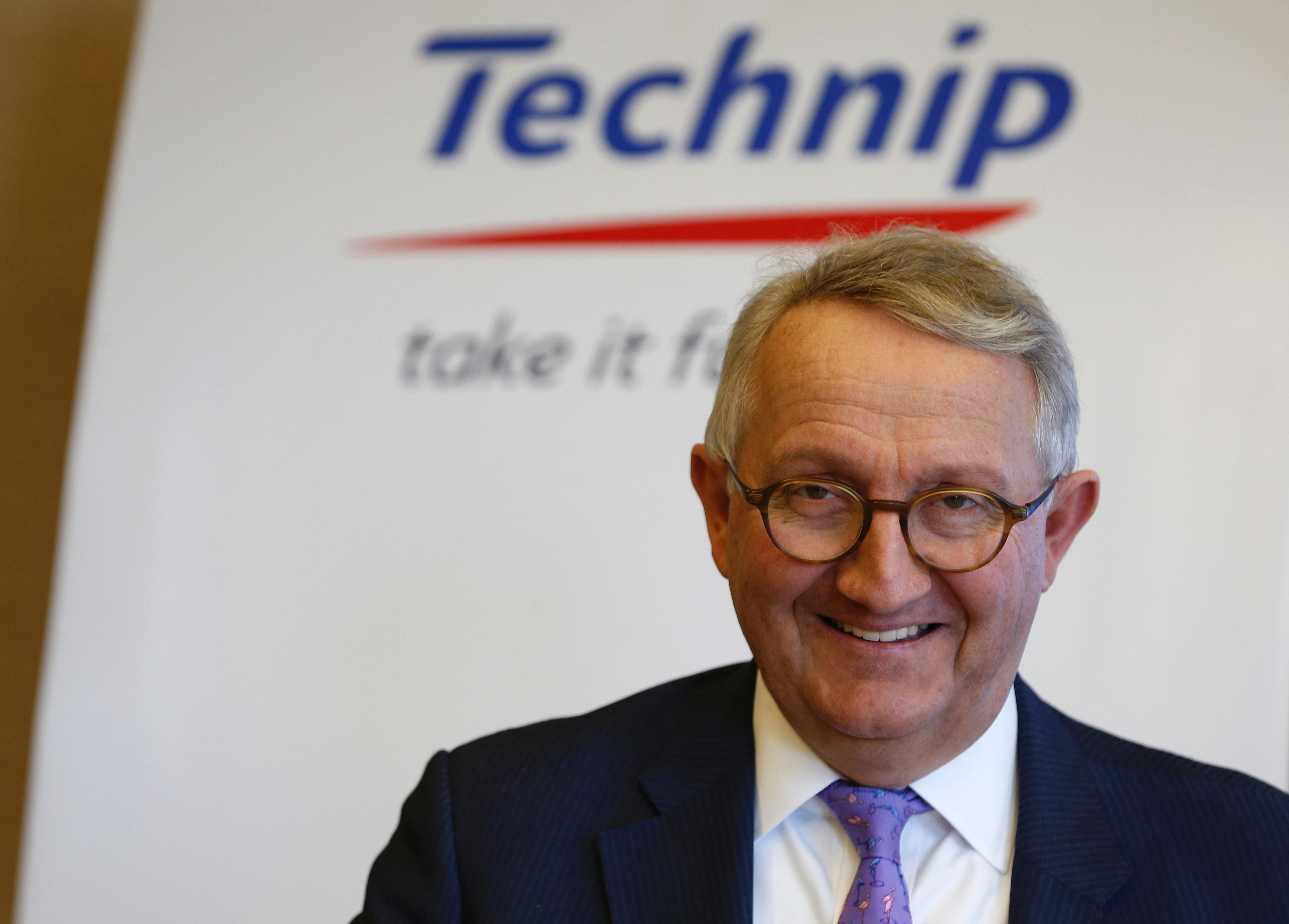 FRANCE-TECHNIP-ECONOMY-RESULTS