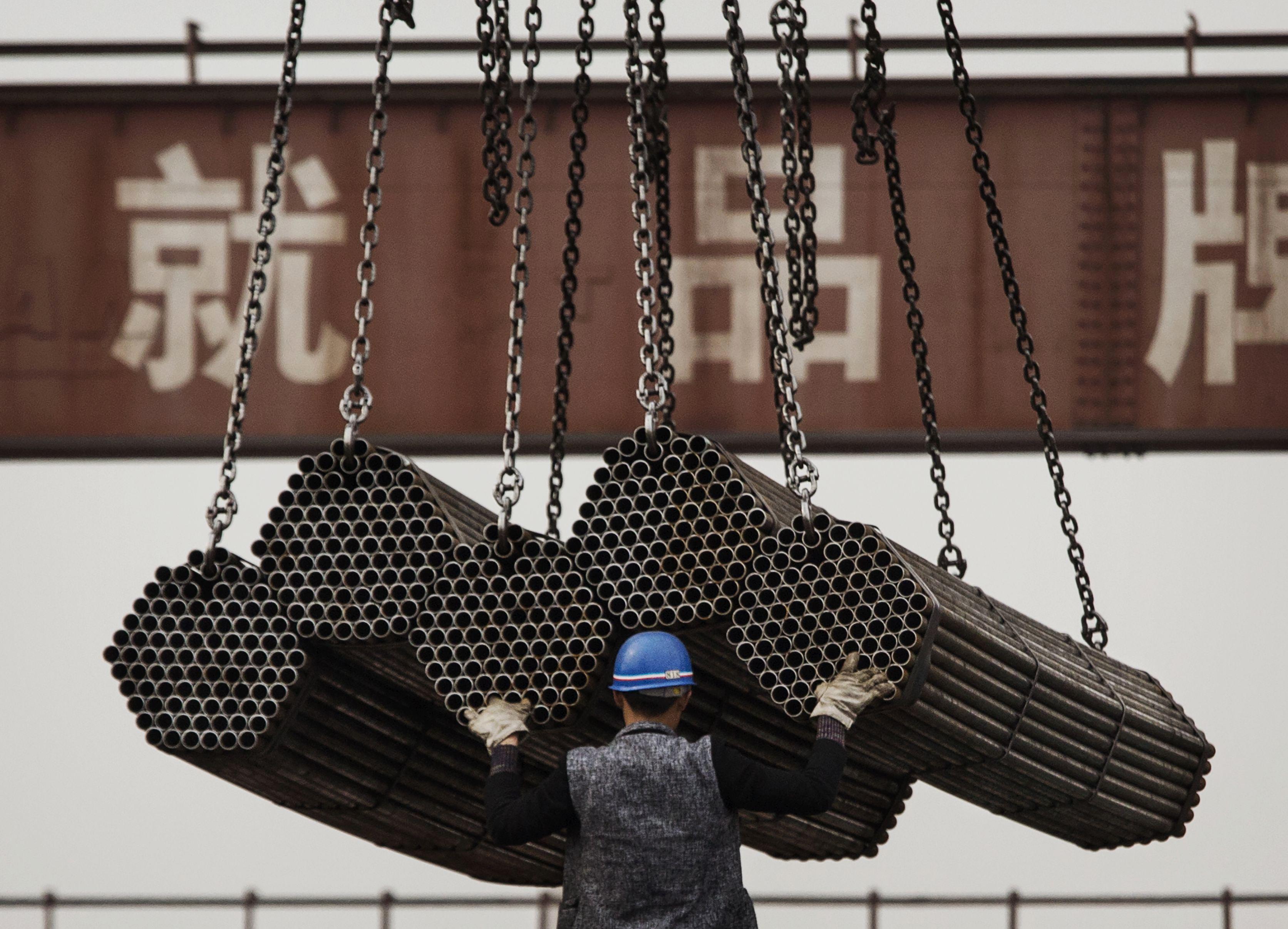 China Daily Life - Steel Economy
