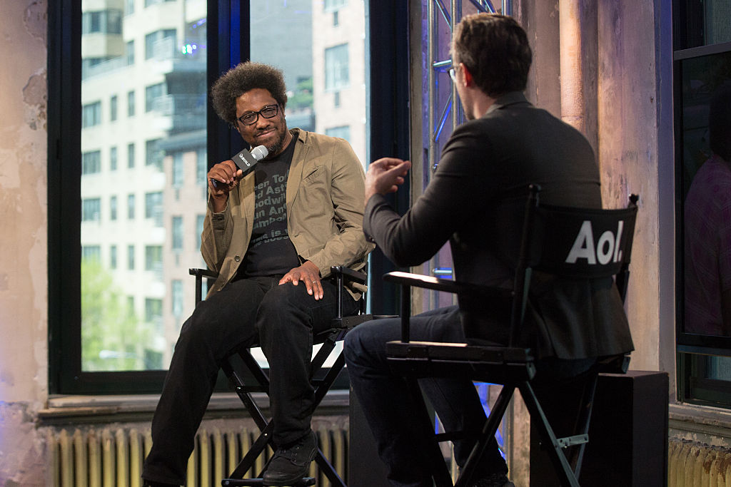 "AOL Build Speaker Series - W Kamau Bell, ""Semi-Prominent Negro"" and ""United Shades Of America"""