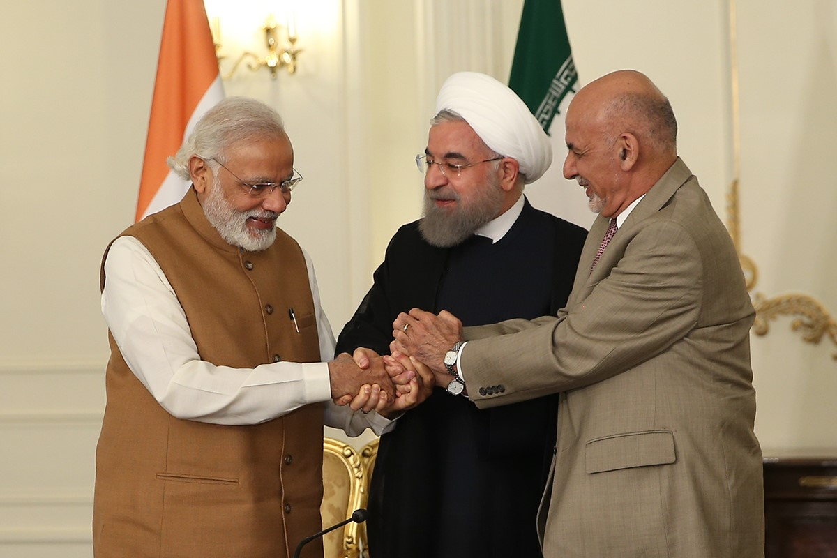 Chabahar transit agreement signed in Tehran