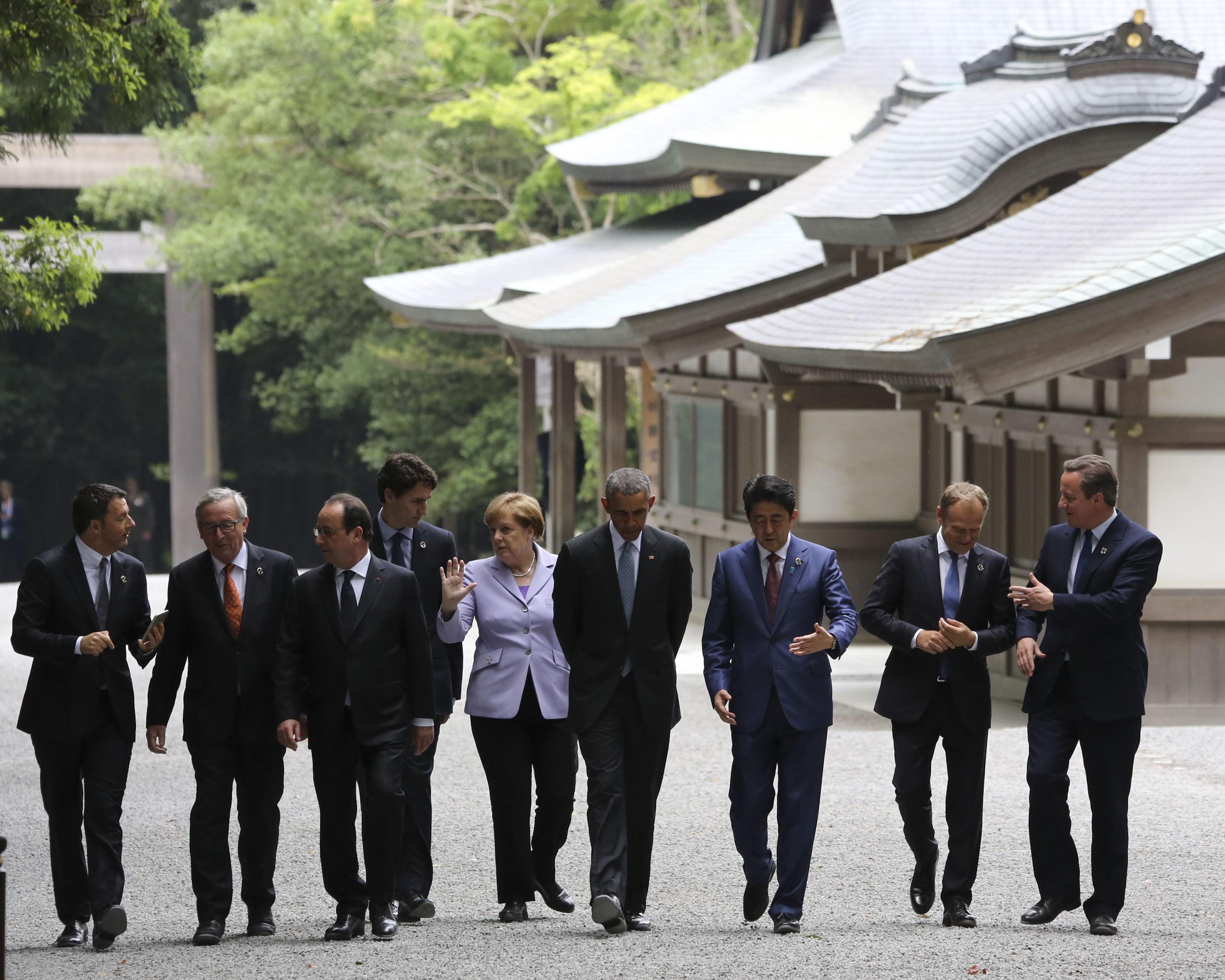 G7 Ise-Shima Summit