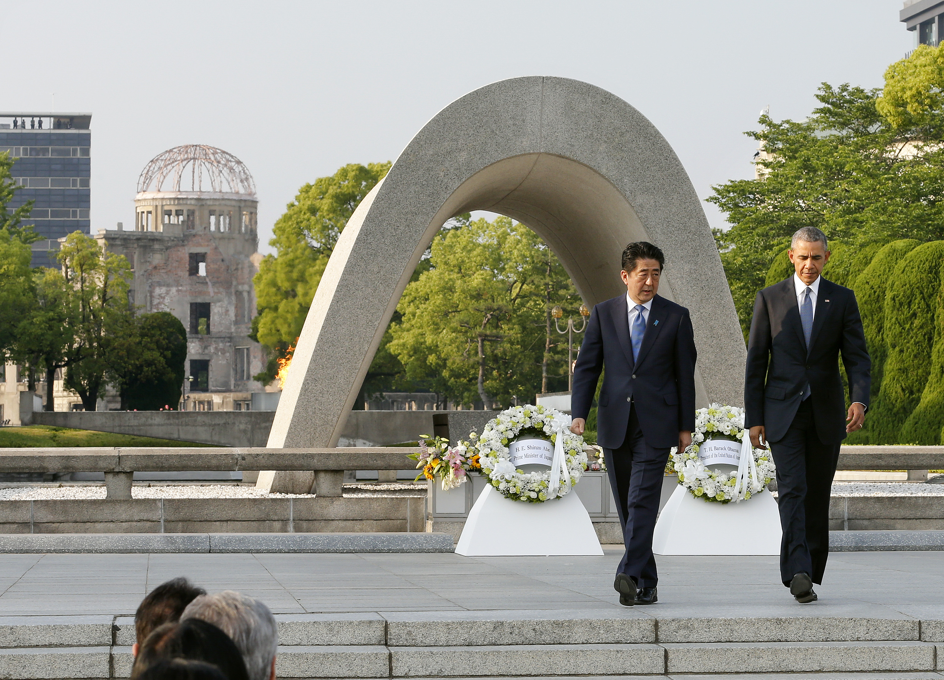 JAPAN-US-DIPLOMACY-WWII-HIROSHIMA