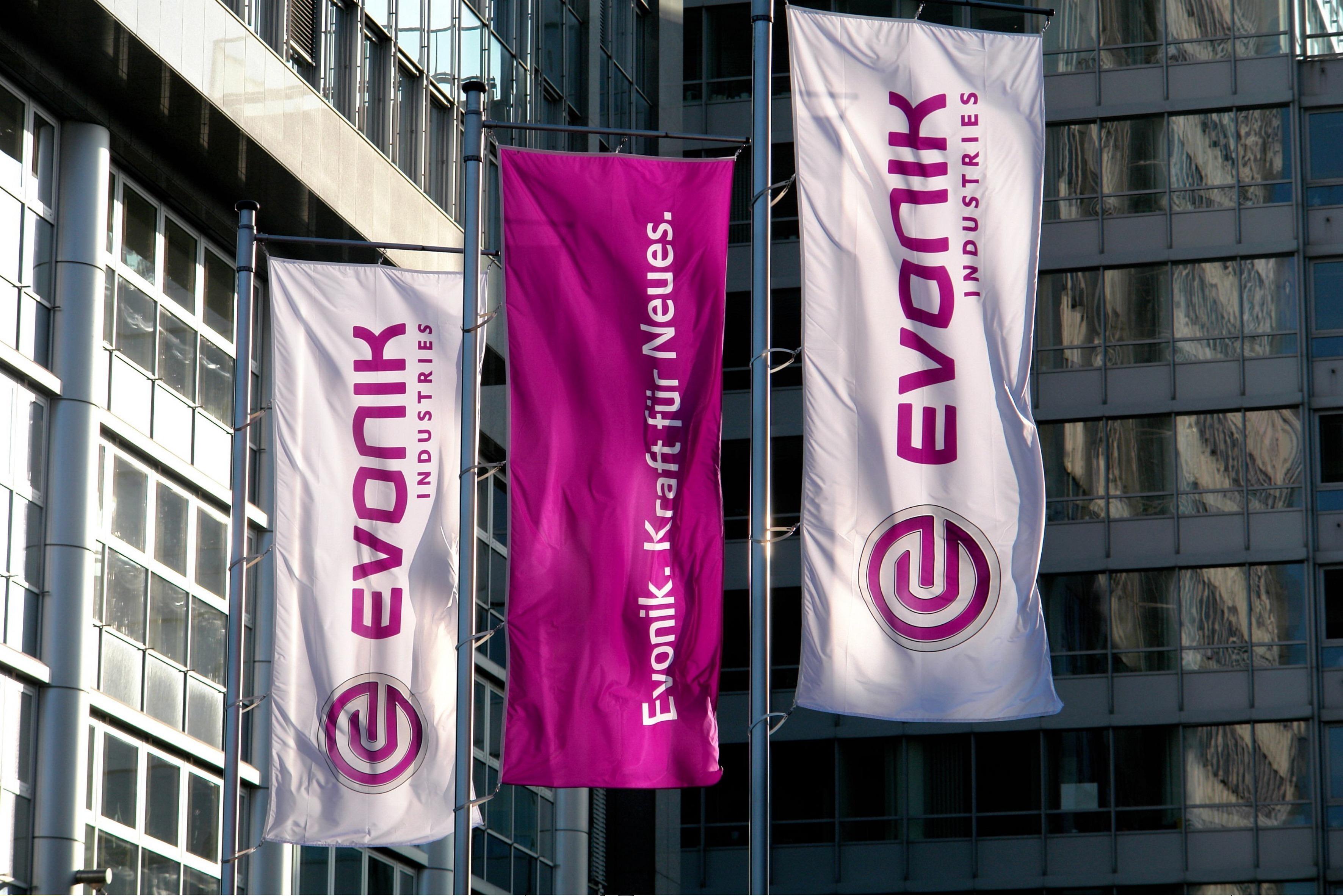Germany - North Rhine-Westphalia - Essen: head office of the Evonik Industries AG
