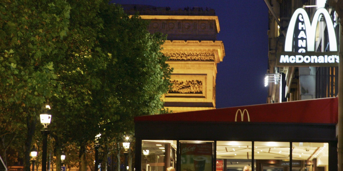 McDonald's in France is Accused of Dodging $336 Million in