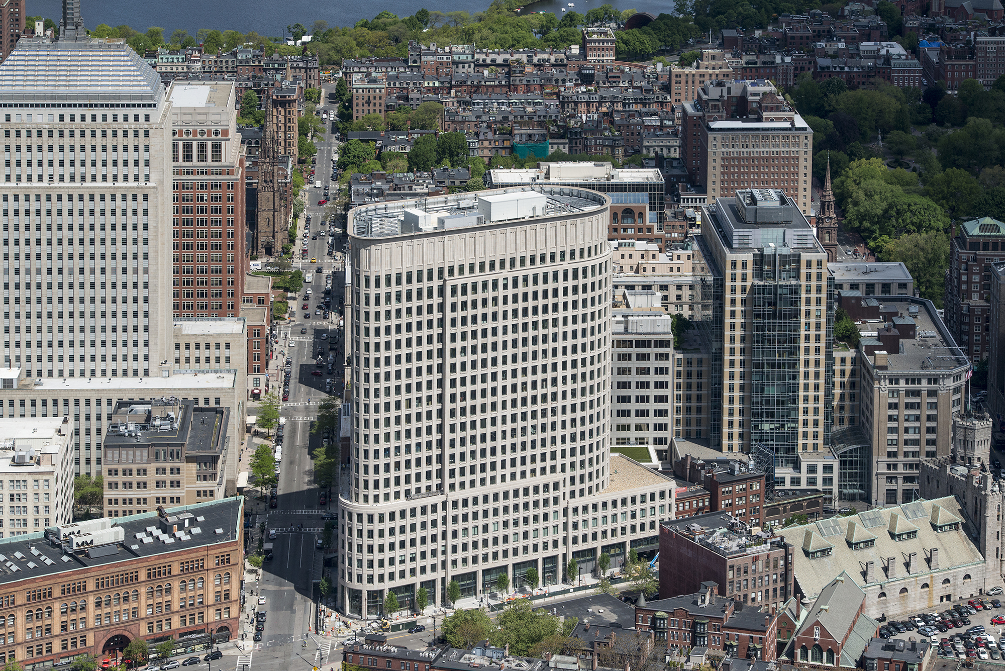 Liberty Mutual Group headquarters in Boston.