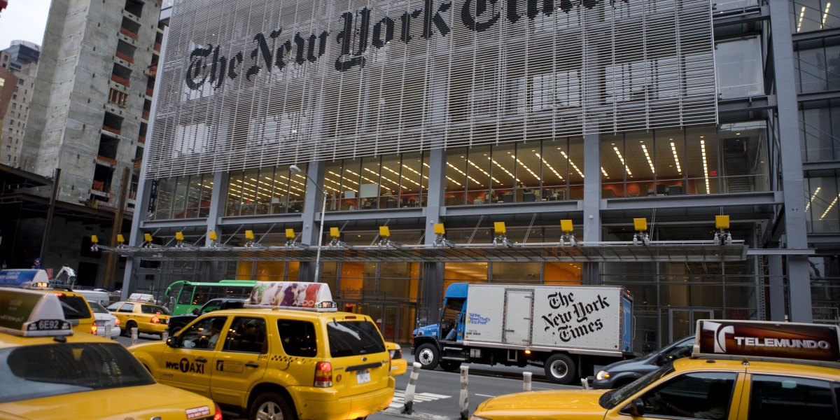 The New York Times Is Preparing to Step Up Its War on Ad Blockers