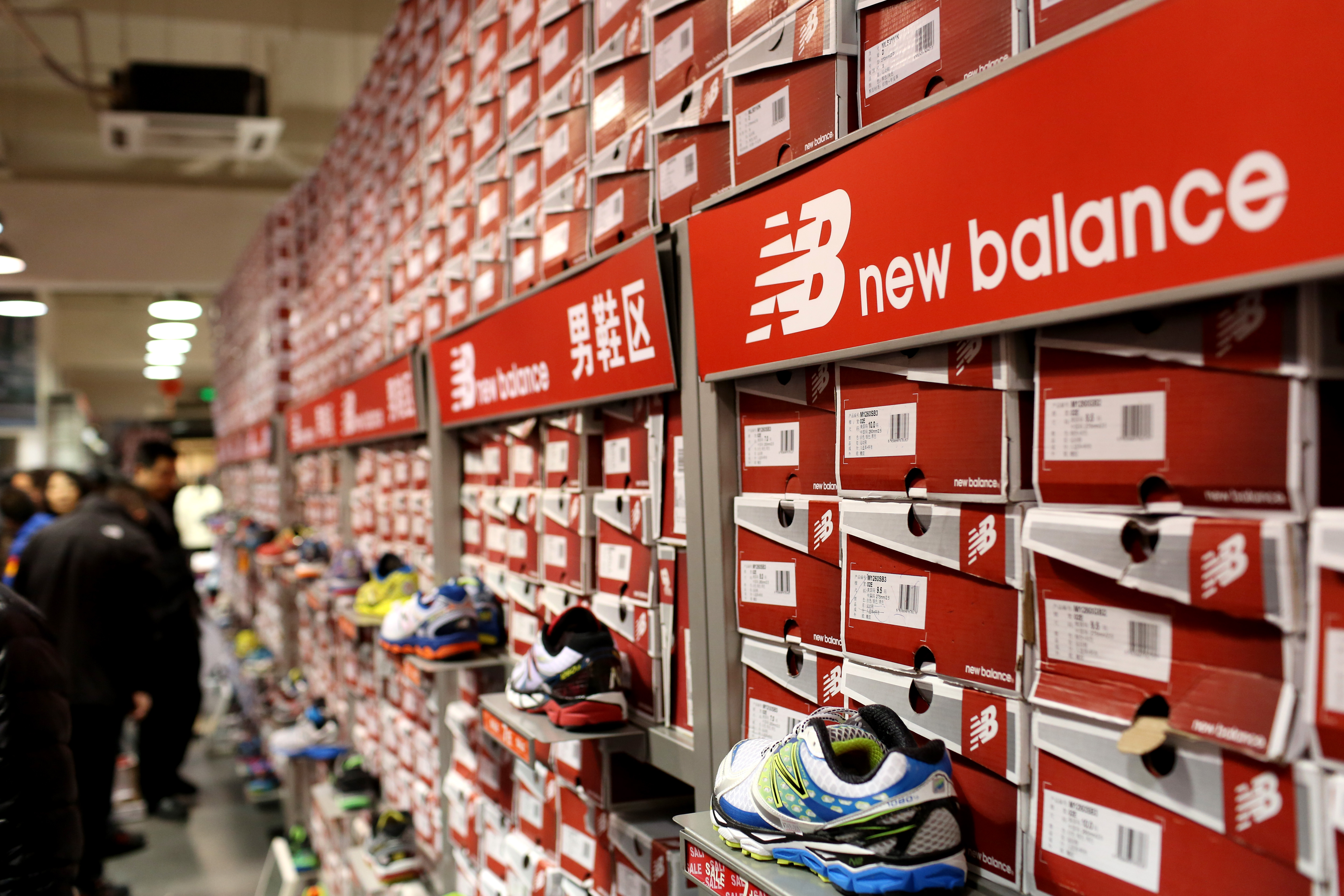 6749c654b Sports shoe maker's agent fined $15.8million for trademark breach