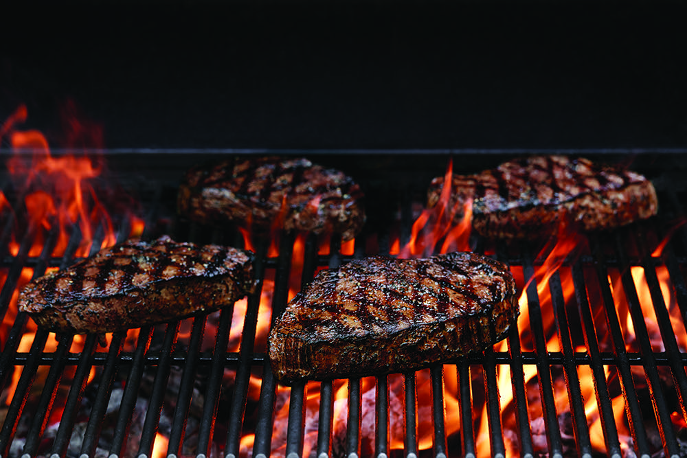 Applebee's has installed new wood-fired grills in nearly 2,000 restaurants across the U.S.