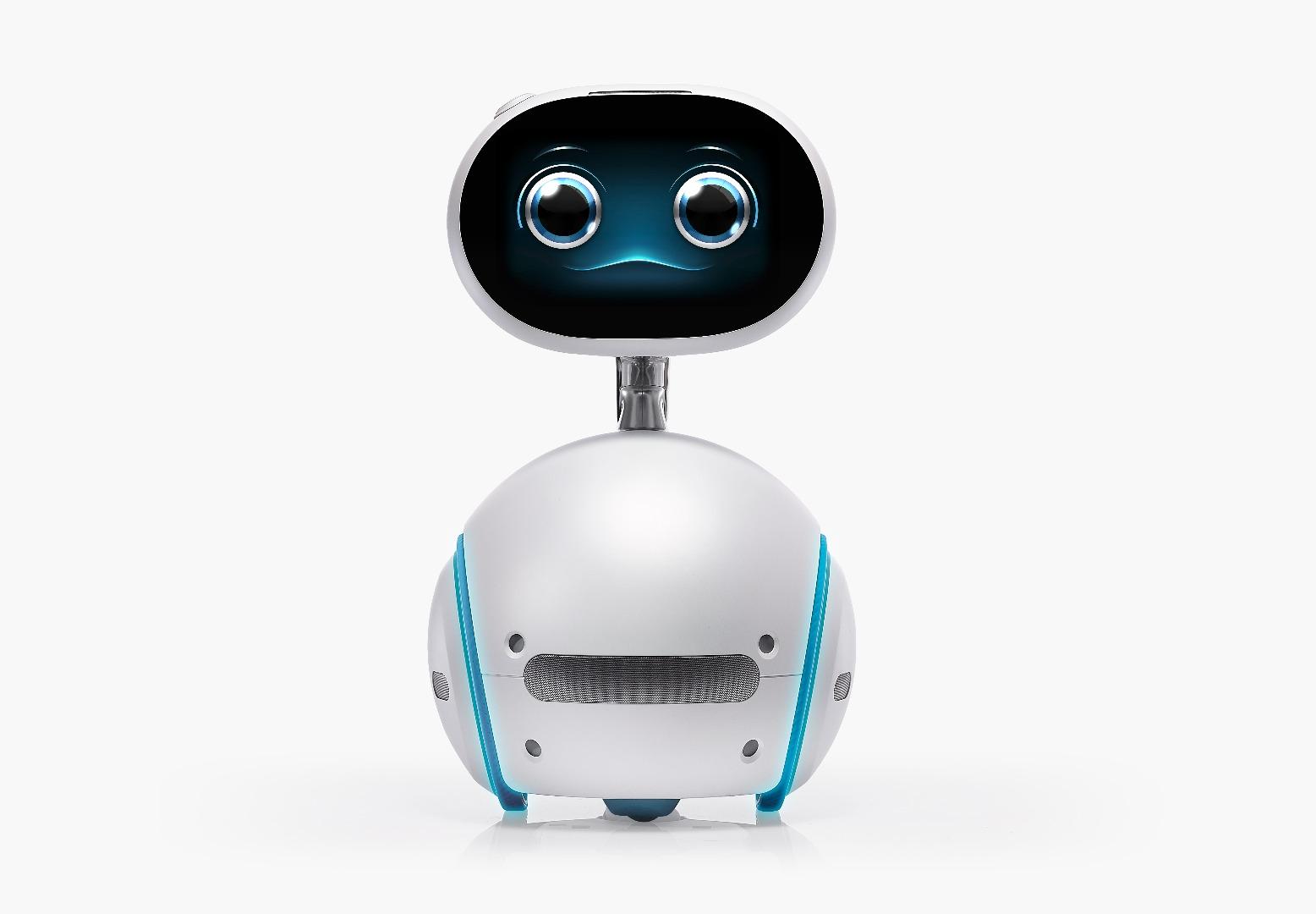 Asus's Zenbo home robot