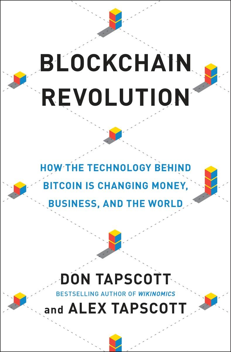 blockchain revolution cover
