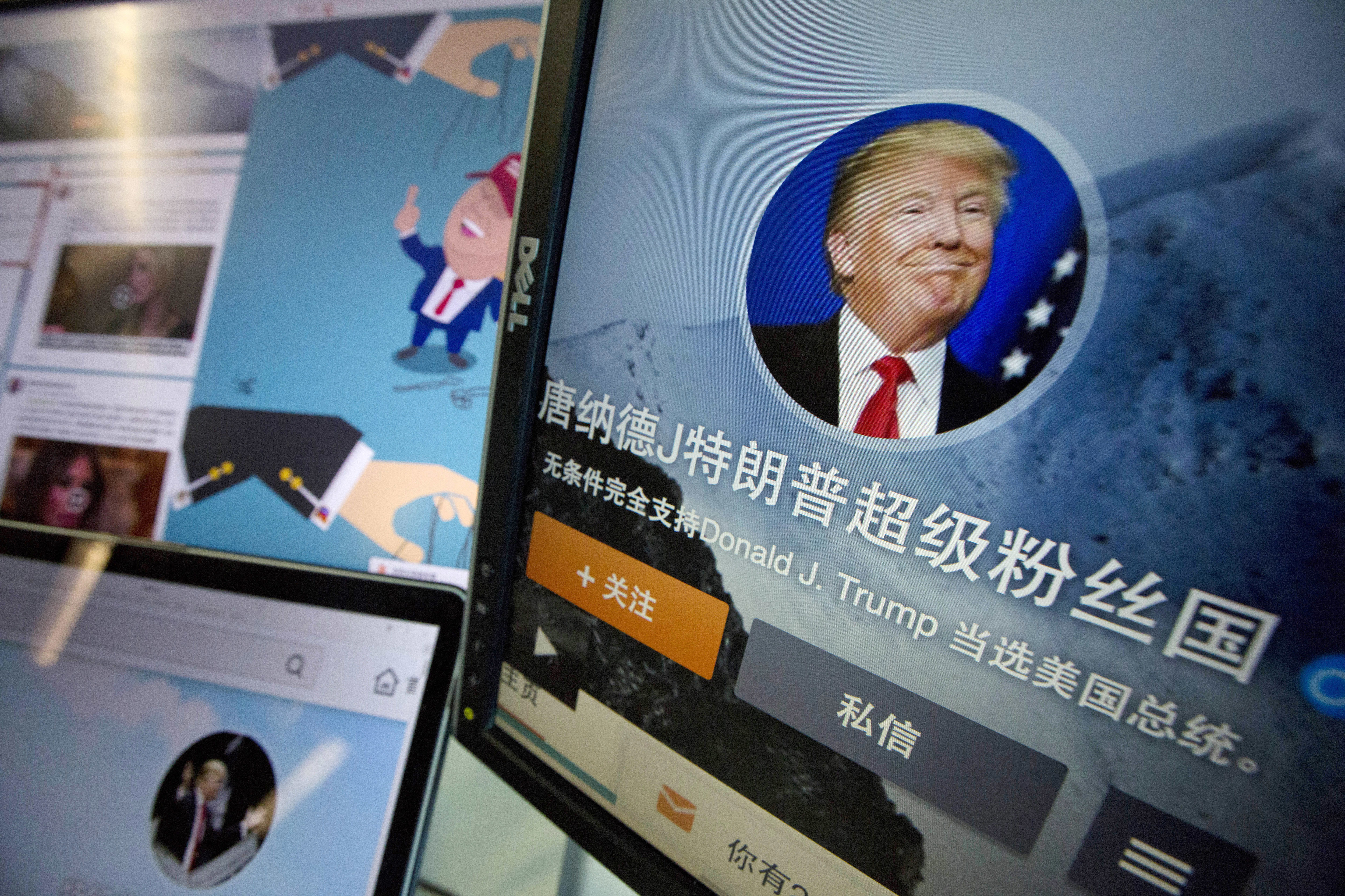Campaign 2016 Trump China