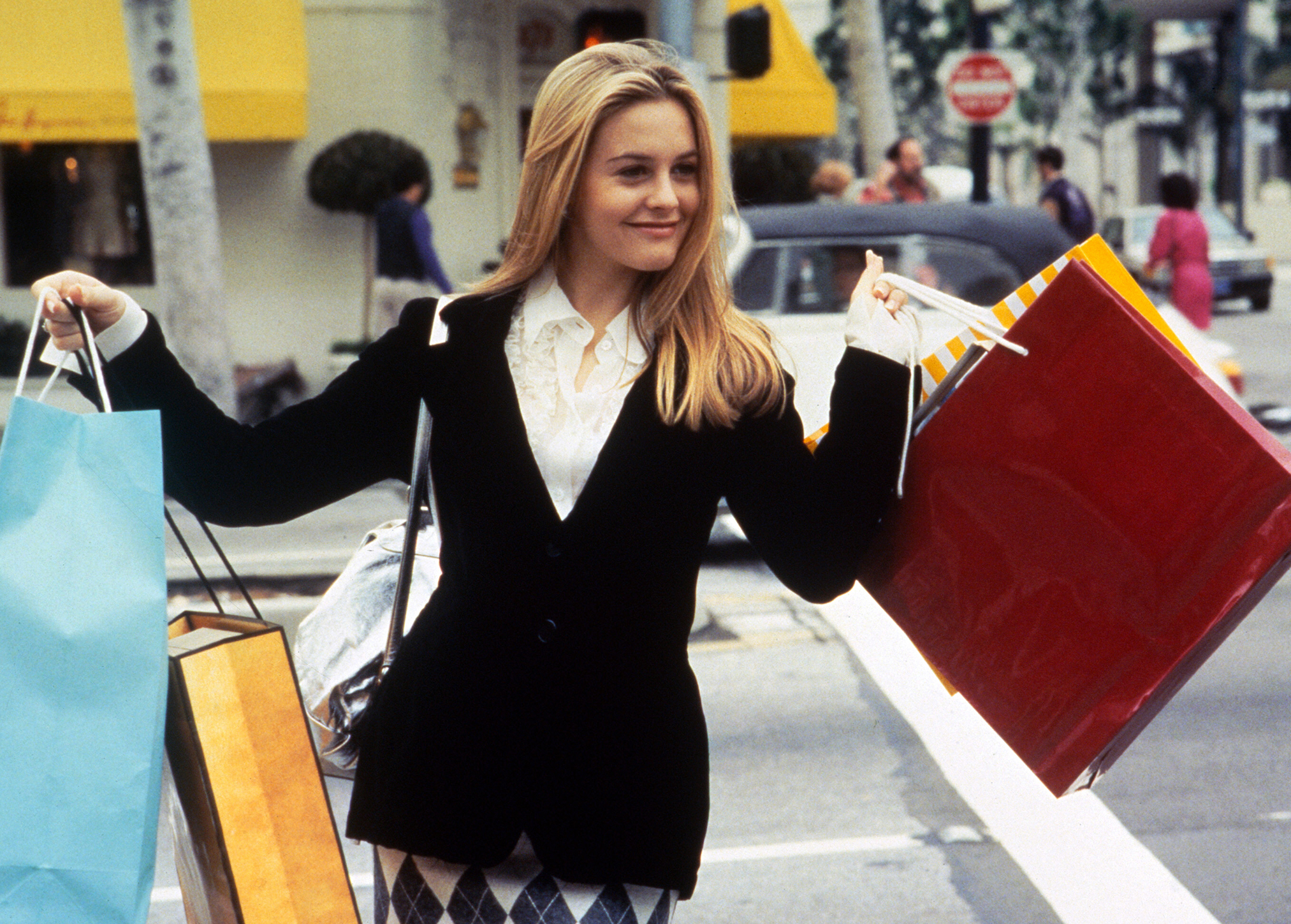 Clueless (1995)Directed by Amy HeckerlingShown: Alicia Silverstone