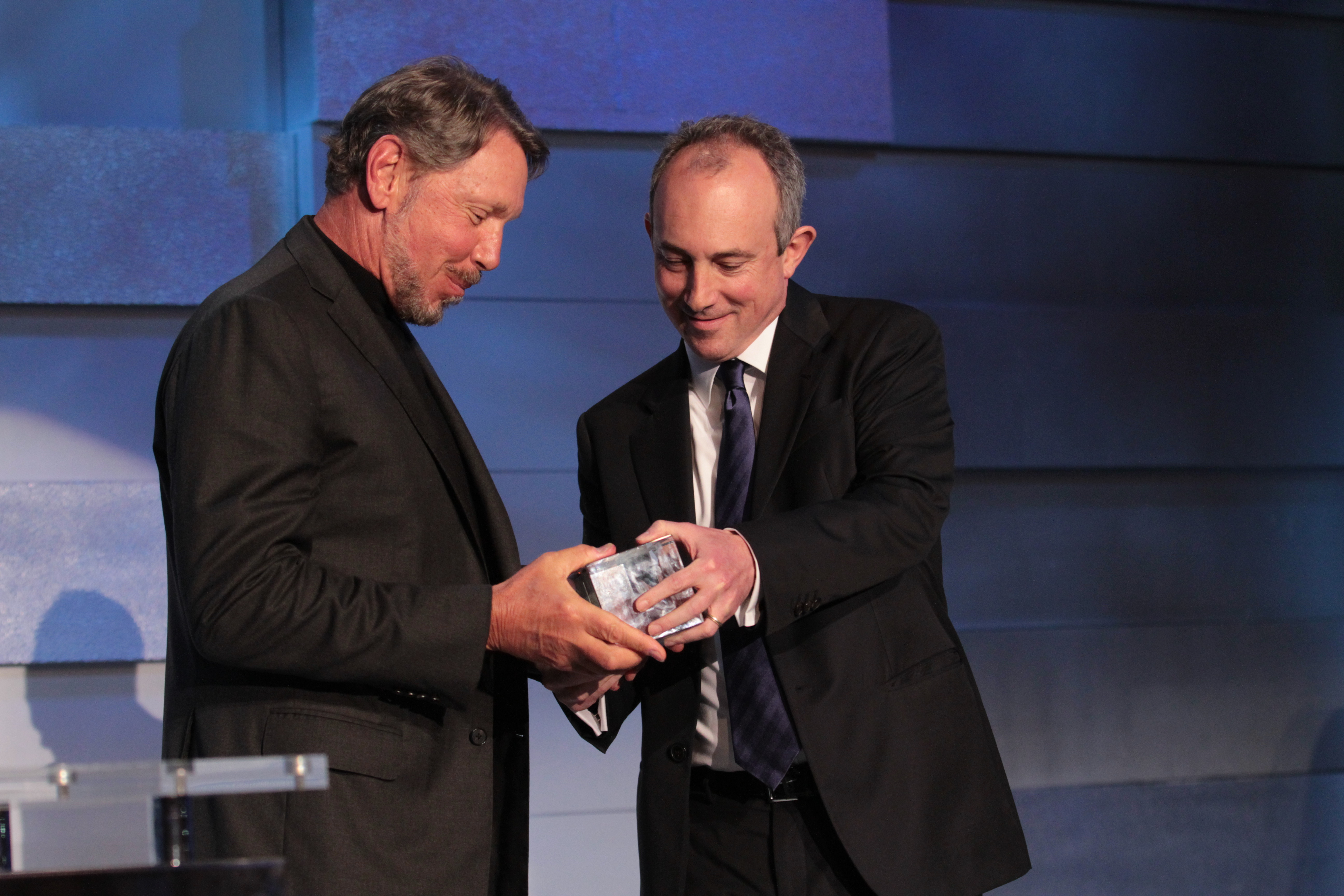 """Larry Ellison Honored at the """"Rebels With A Cause"""" Gala"""