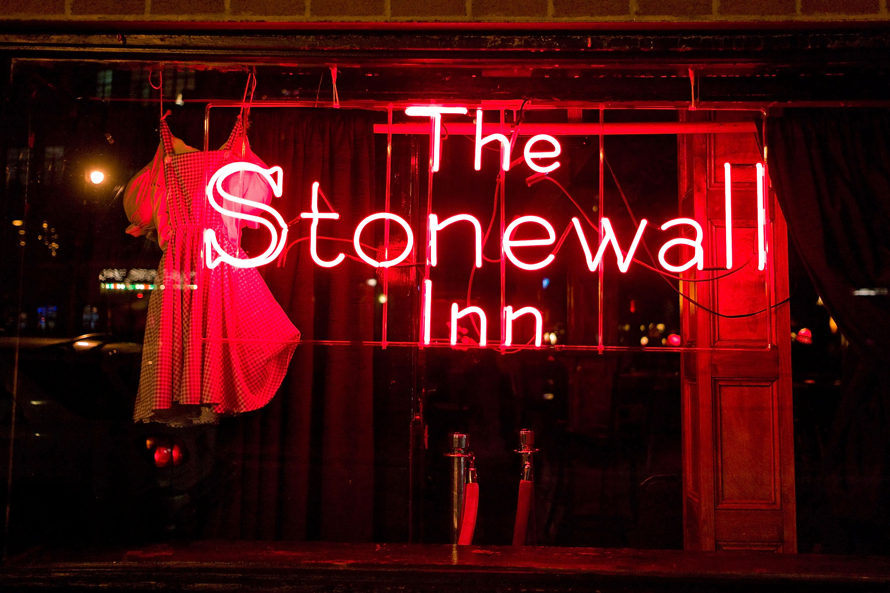 <> at the Stonewall Inn on March 2, 2011 in New York City.