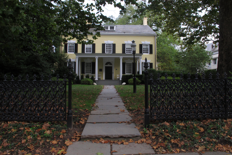 Princeton University's Maclean House