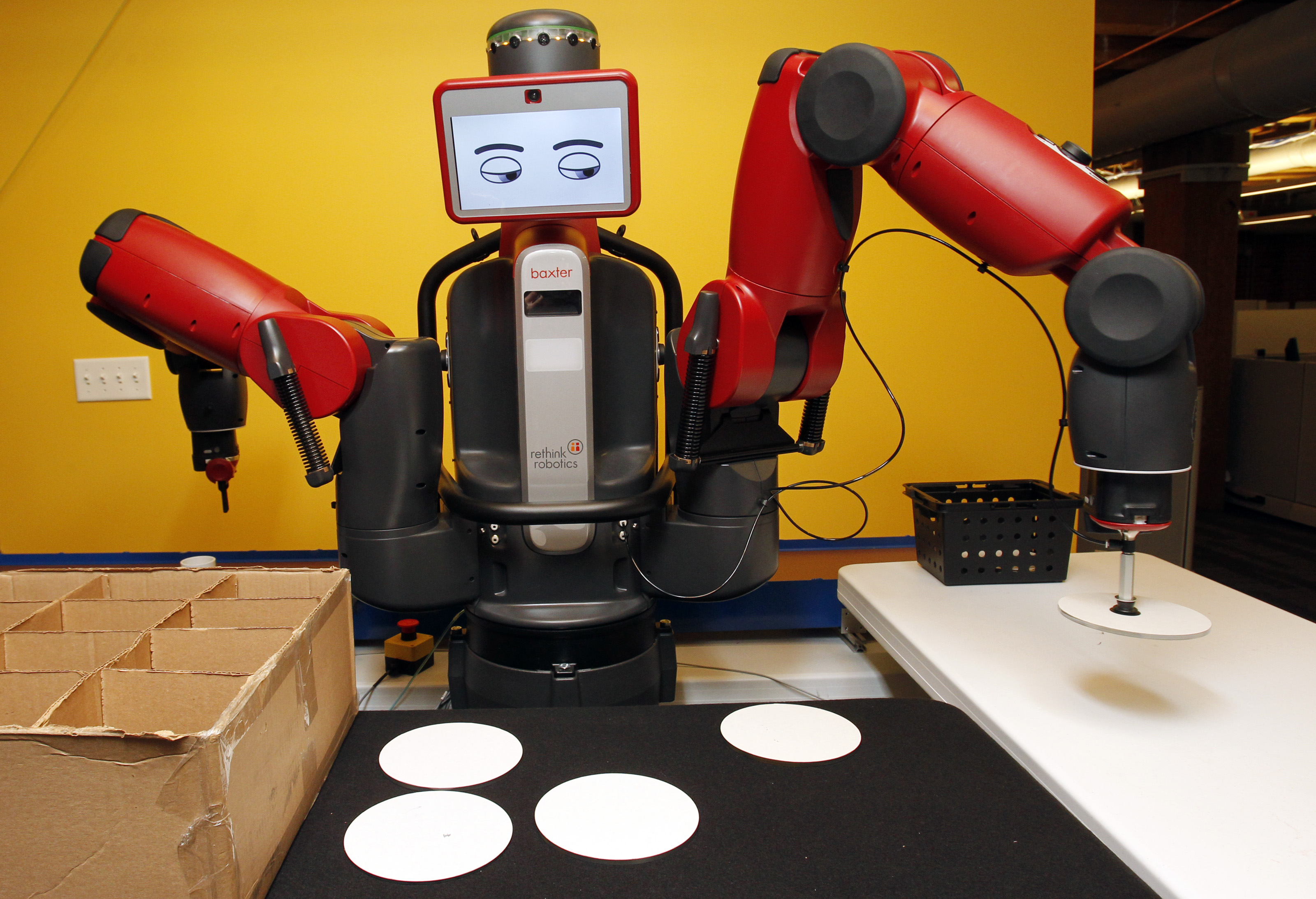 Here S How Robots Could Help Save Jobs Fortune