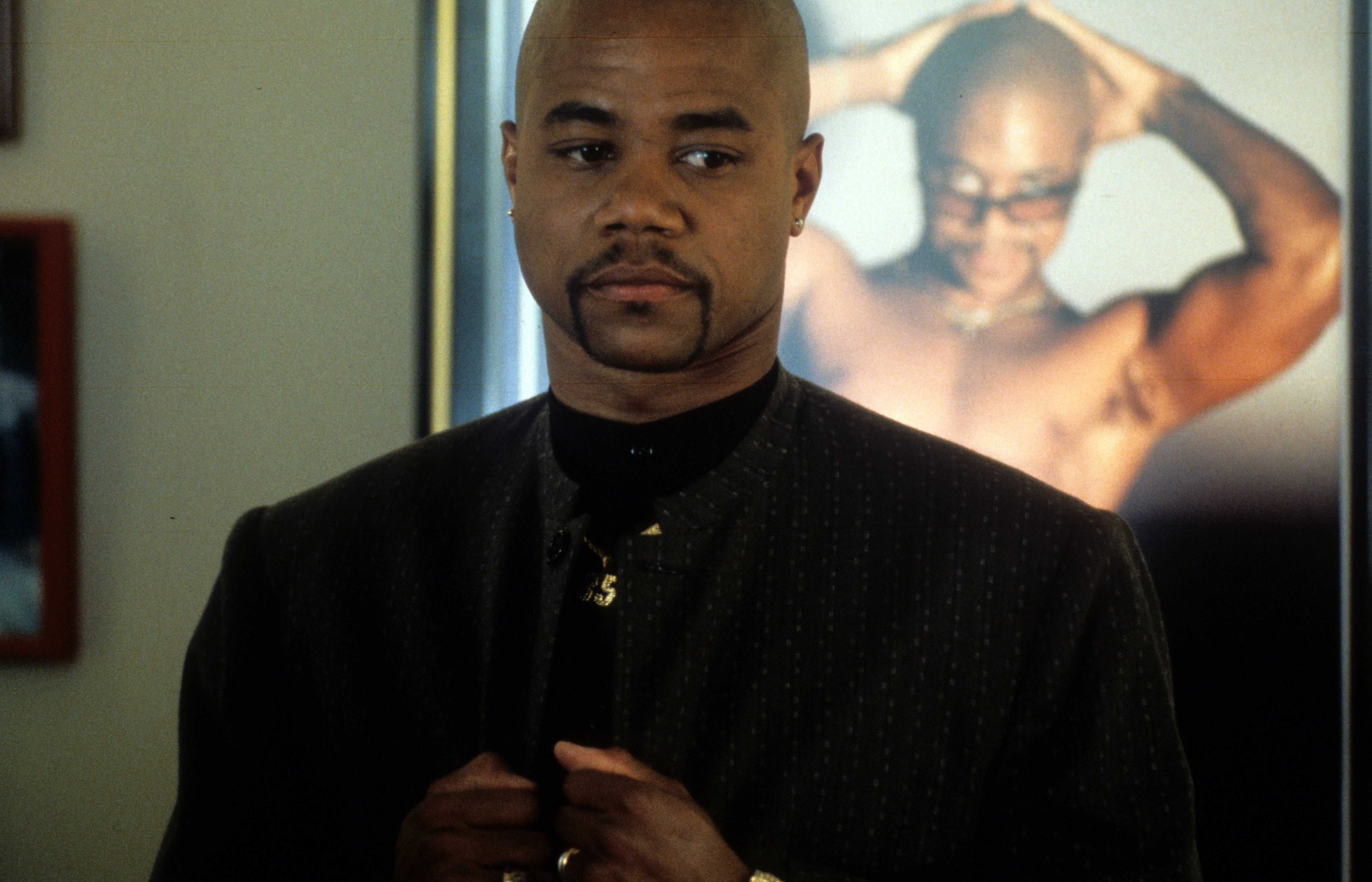 Cuba Gooding Jr In 'Jerry Maguire'