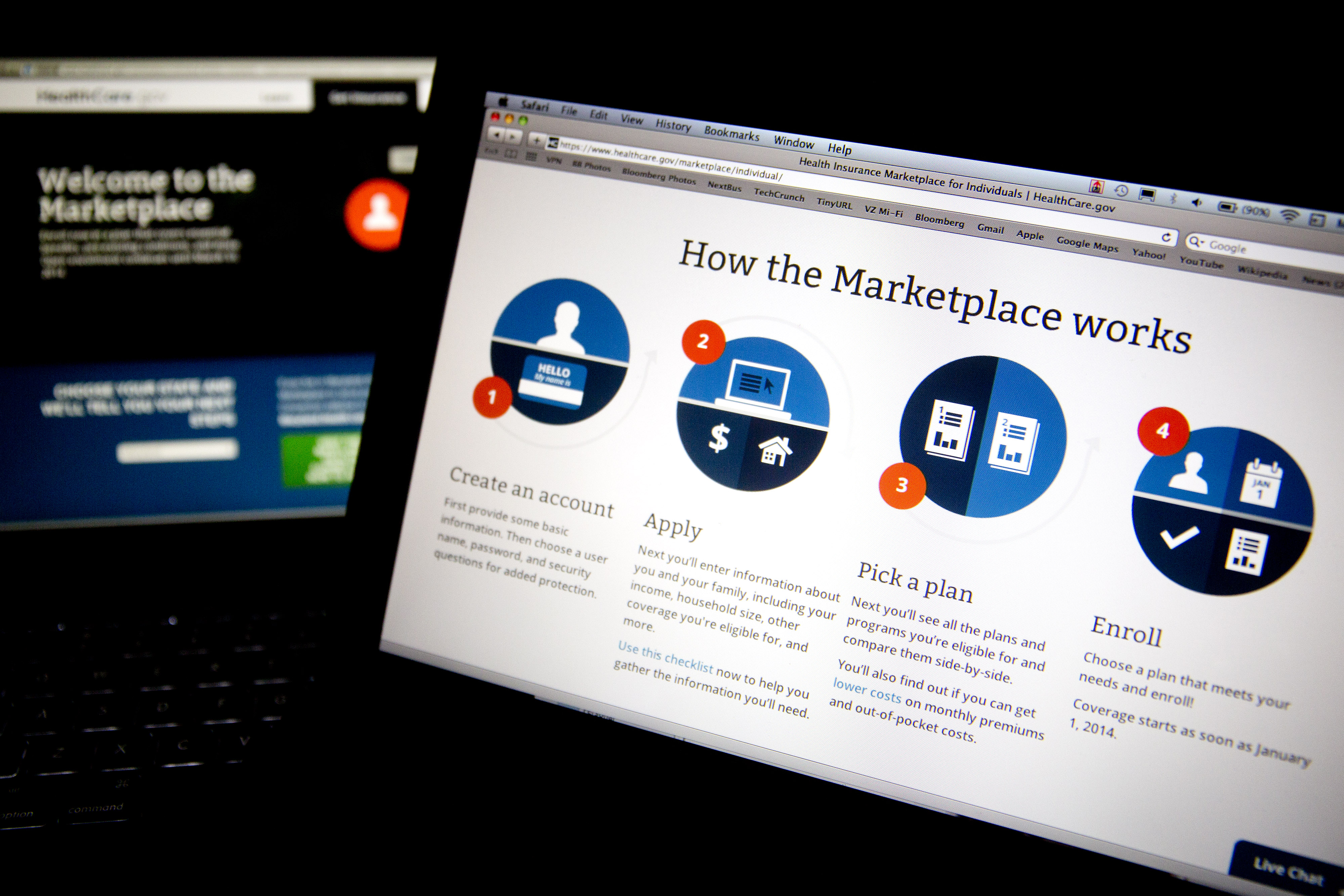Obamacare Expedited Bid Process Limited Who Could Build Website
