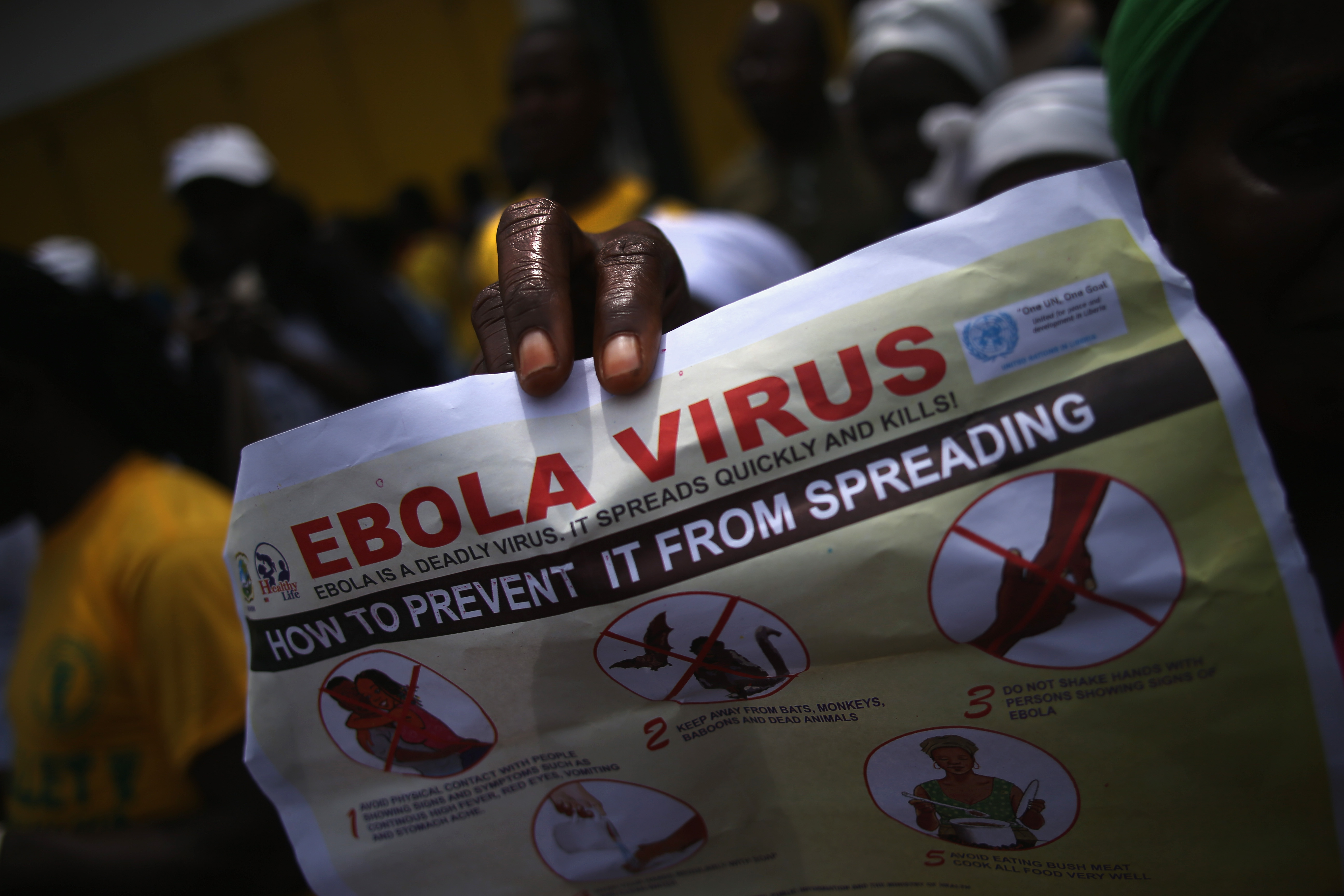 Ebola Virus Outbreak Congo