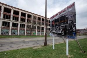 Packard Plant Renovation
