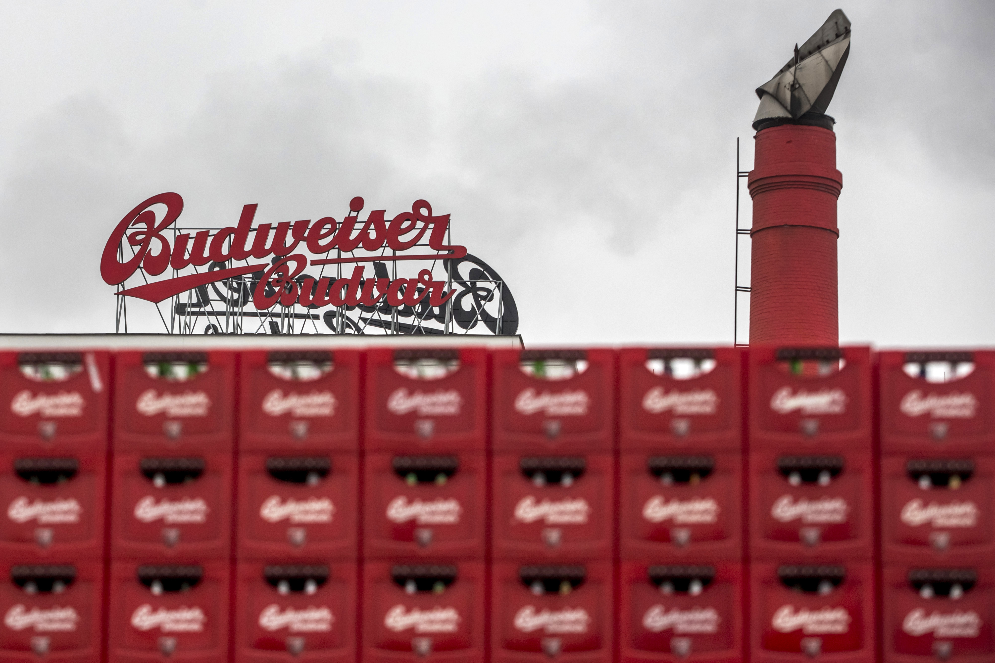 Budweiser Budvar Beer Production