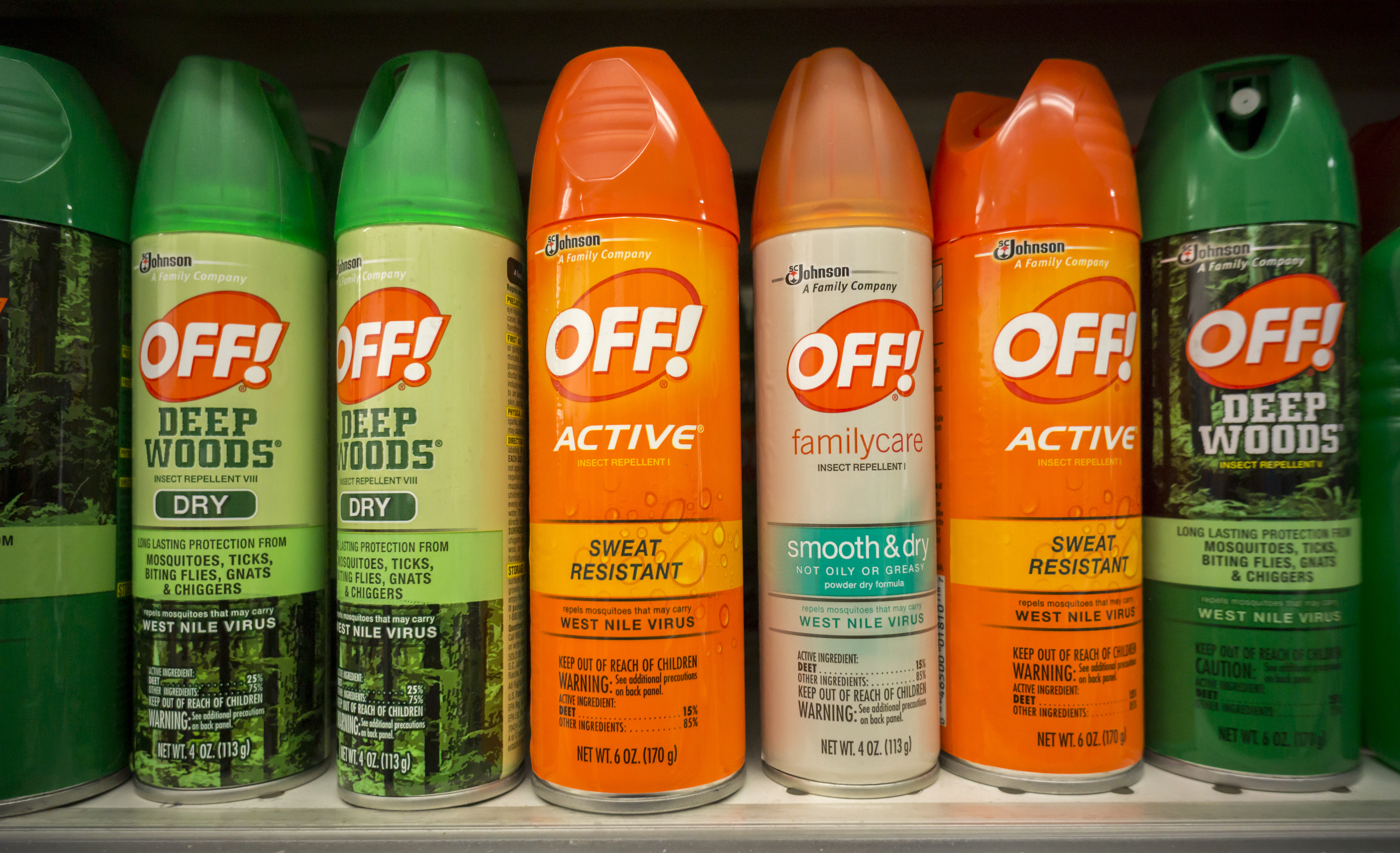 Rio 2016 Olympics Signs Off Insect Repellent To Combat Zika Fortune