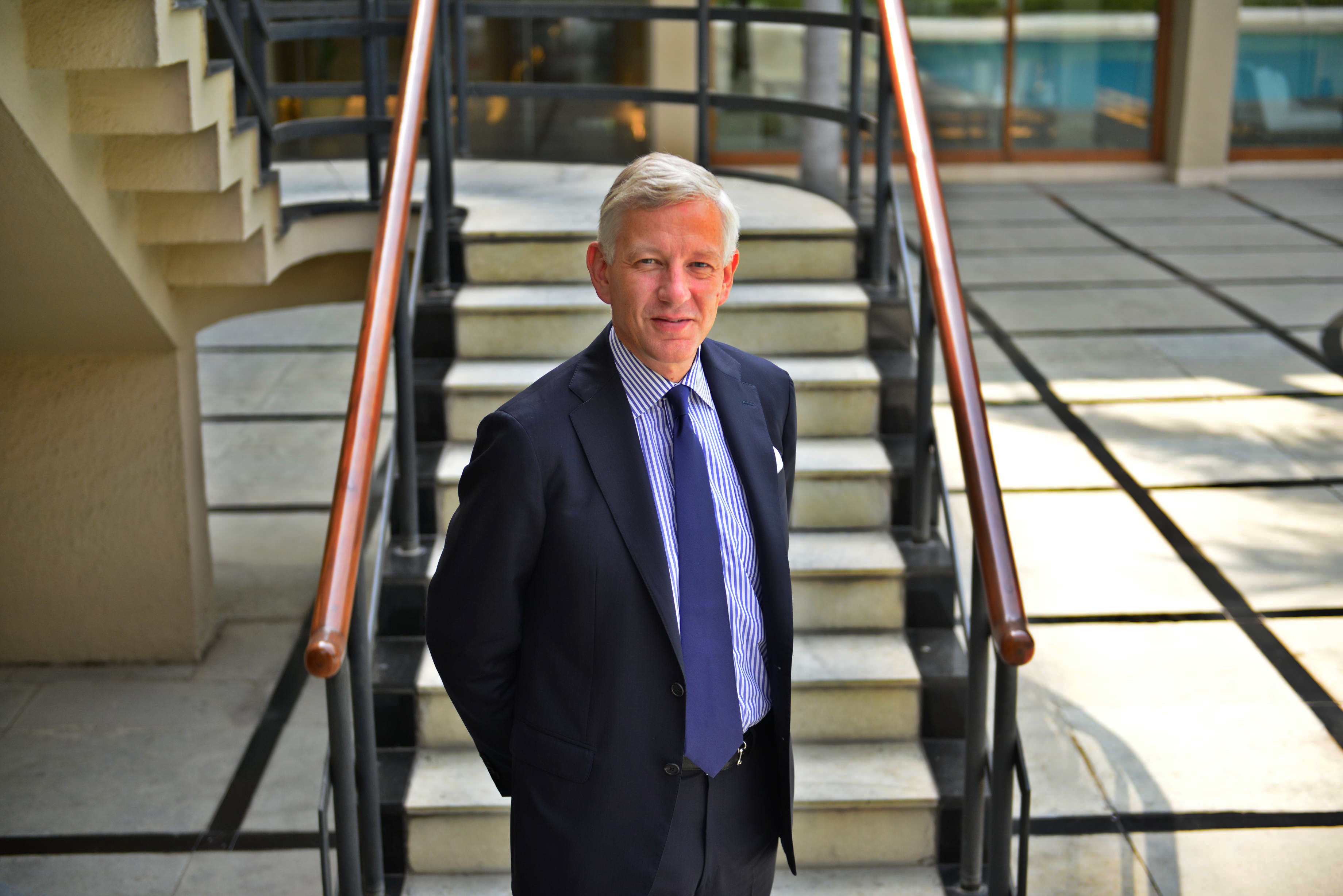 Dominic Barton  Global CEO at McKinsey