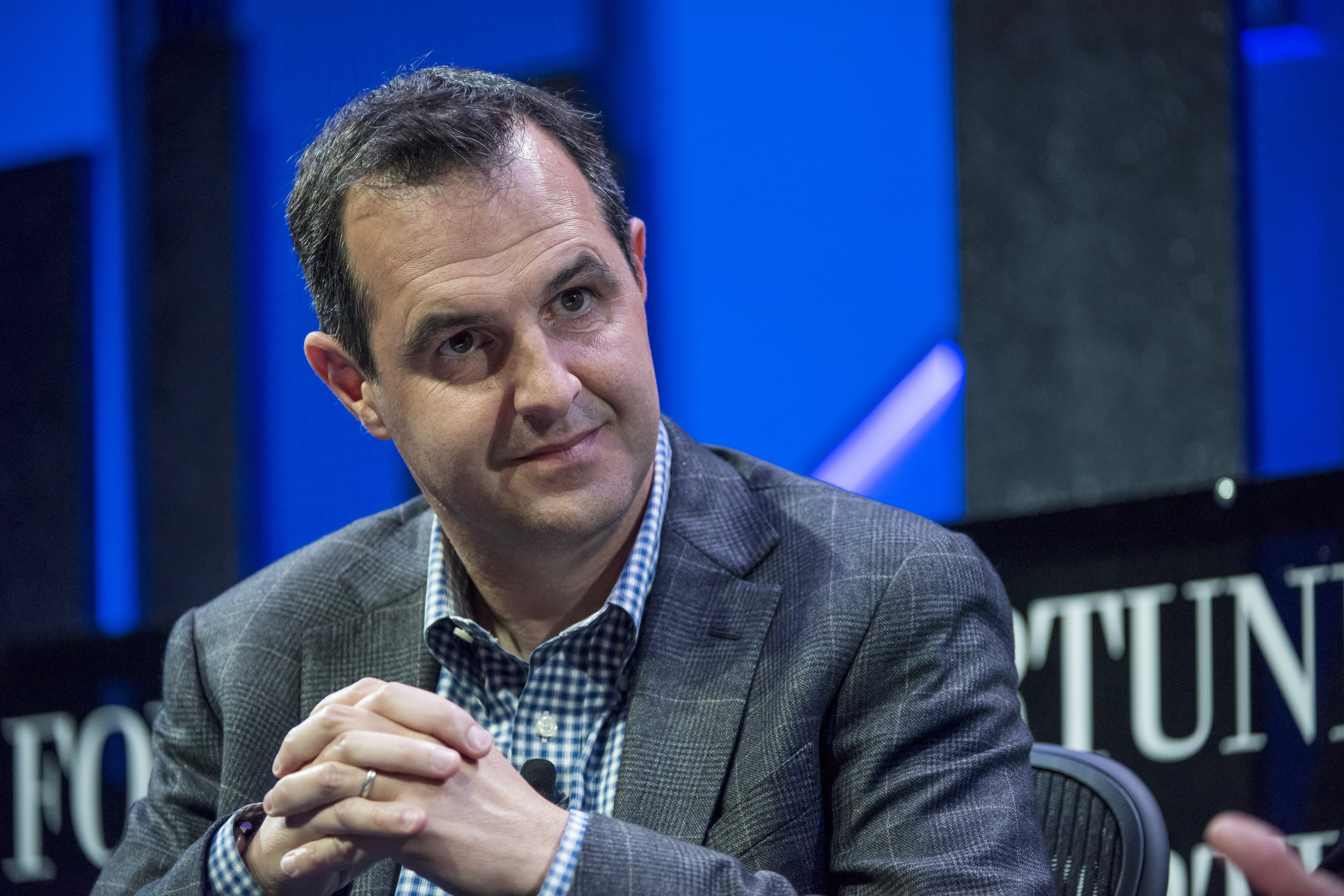 Lending Club founder and ousted CEO Renaud Laplanche